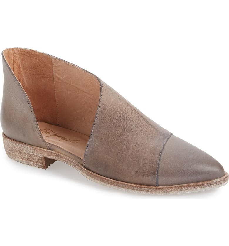 Savings Free People Royale Pointy Toe Flat (Women) Compare prices