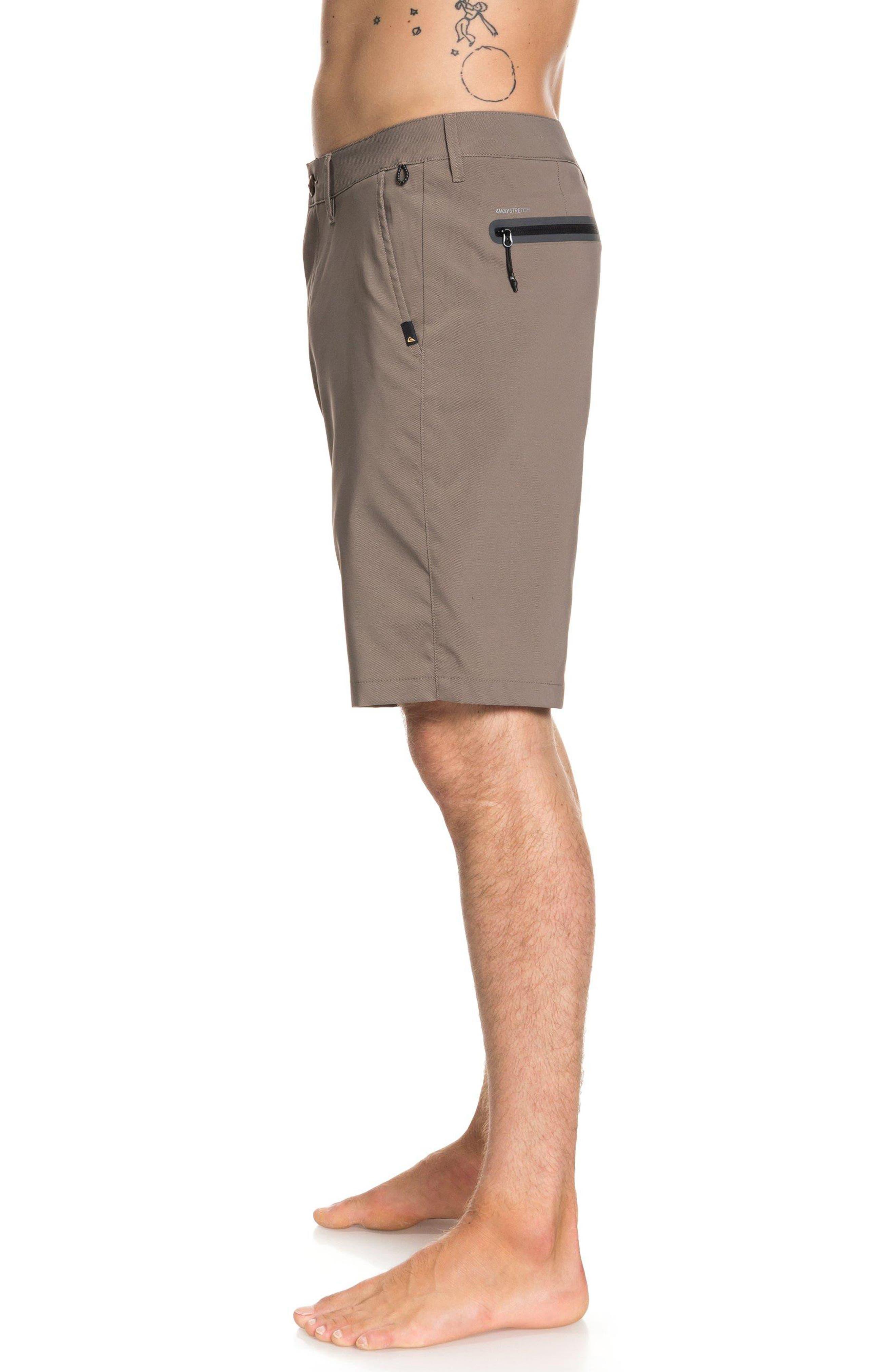 Transit Twill Amphibian Shorts,                             Alternate thumbnail 3, color,                             FALCON