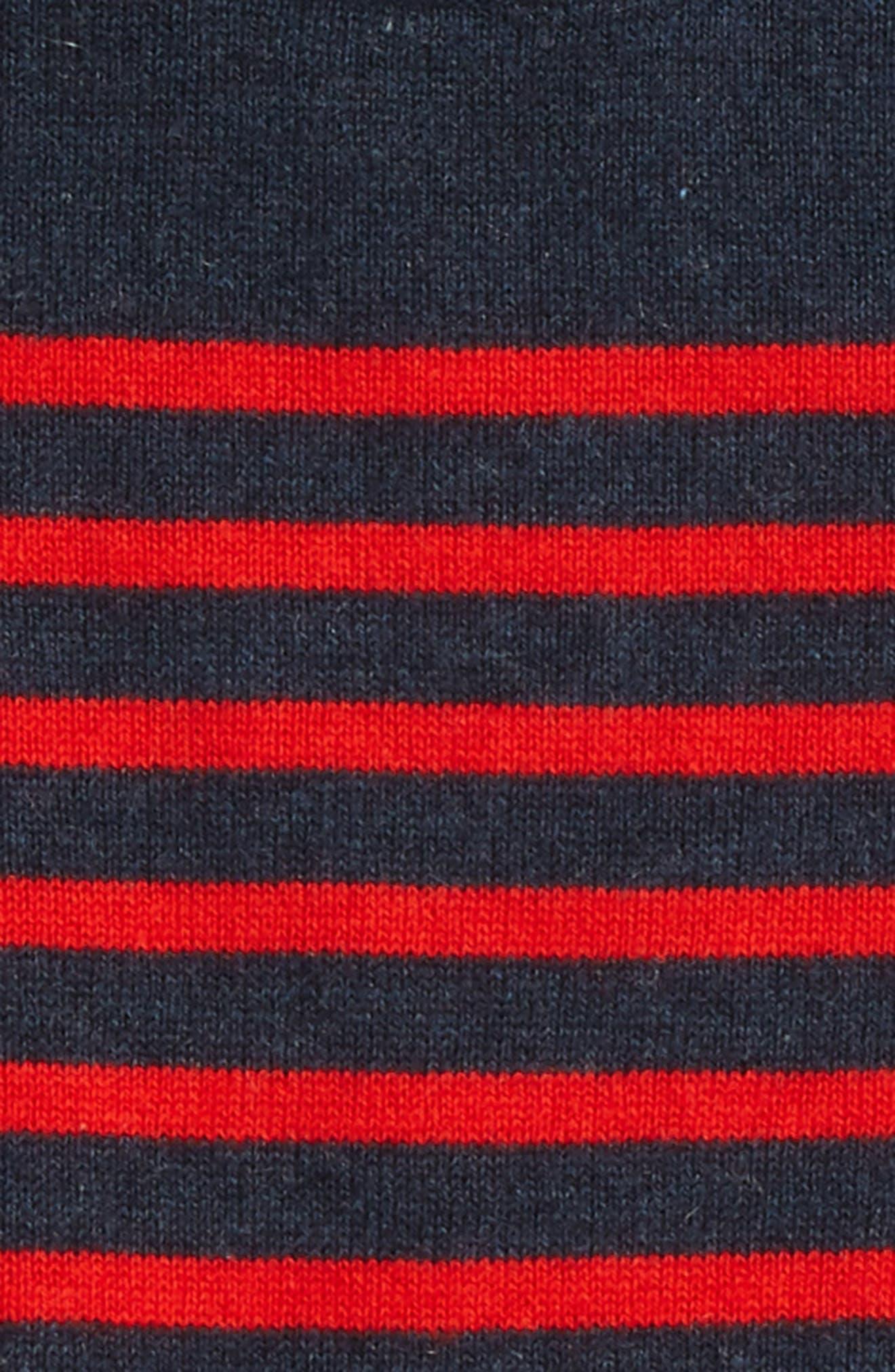 Stripe Sweater,                             Alternate thumbnail 2, color,                             414