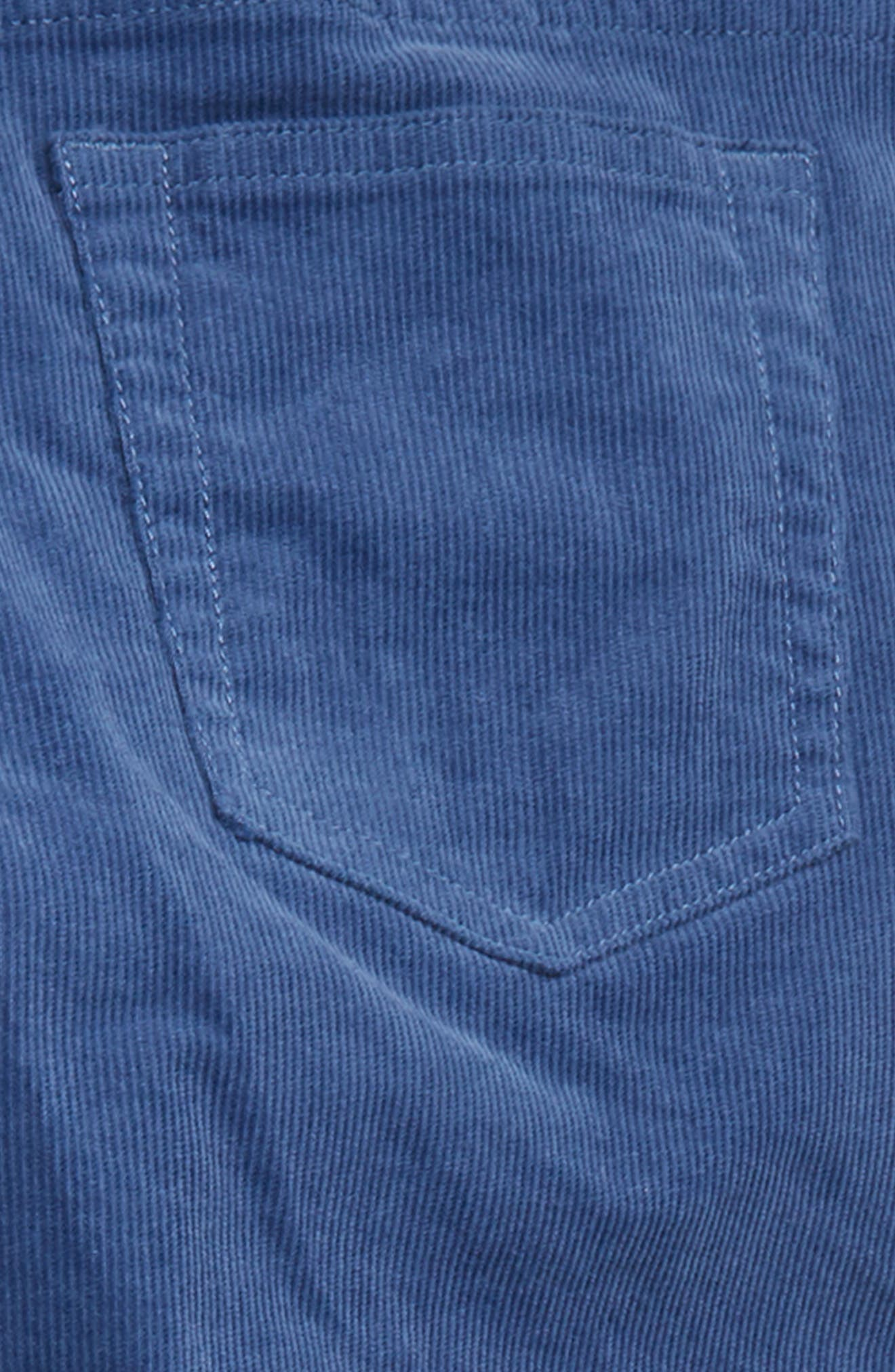 Corduroy Pants,                             Alternate thumbnail 3, color,                             463
