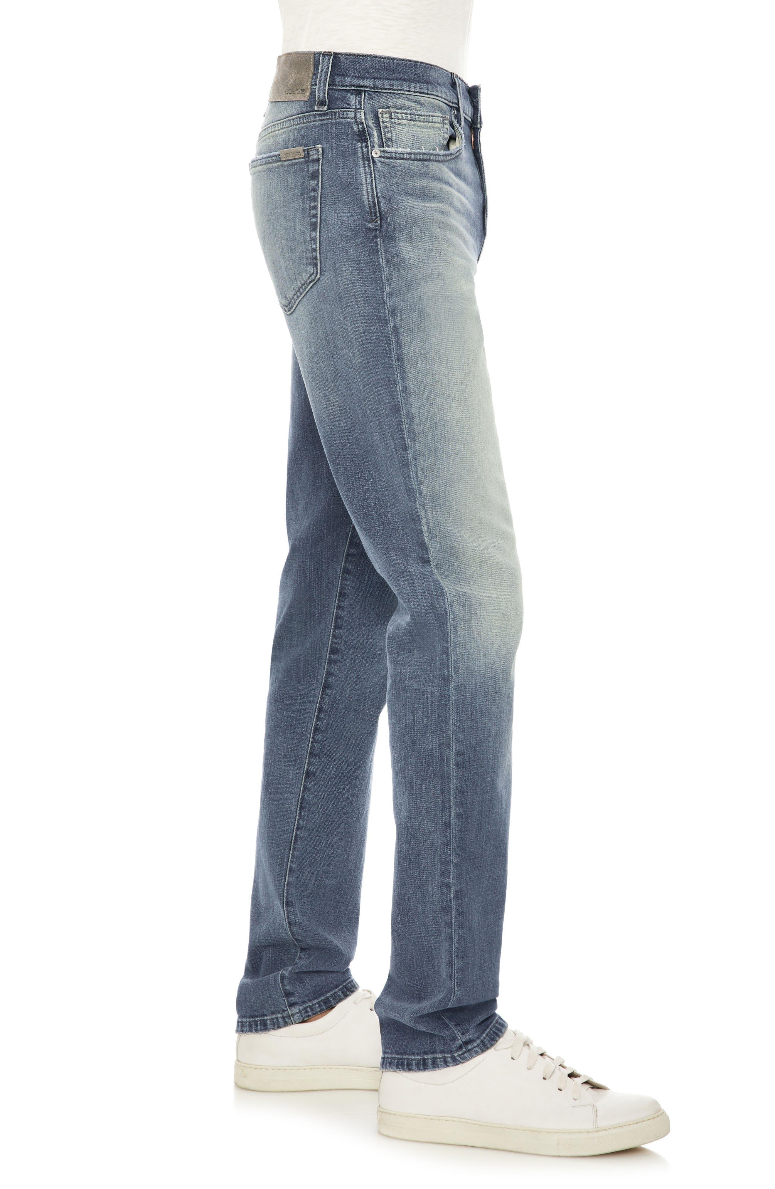 Folsom Slim Fit Jeans,                             Alternate thumbnail 3, color,                             400