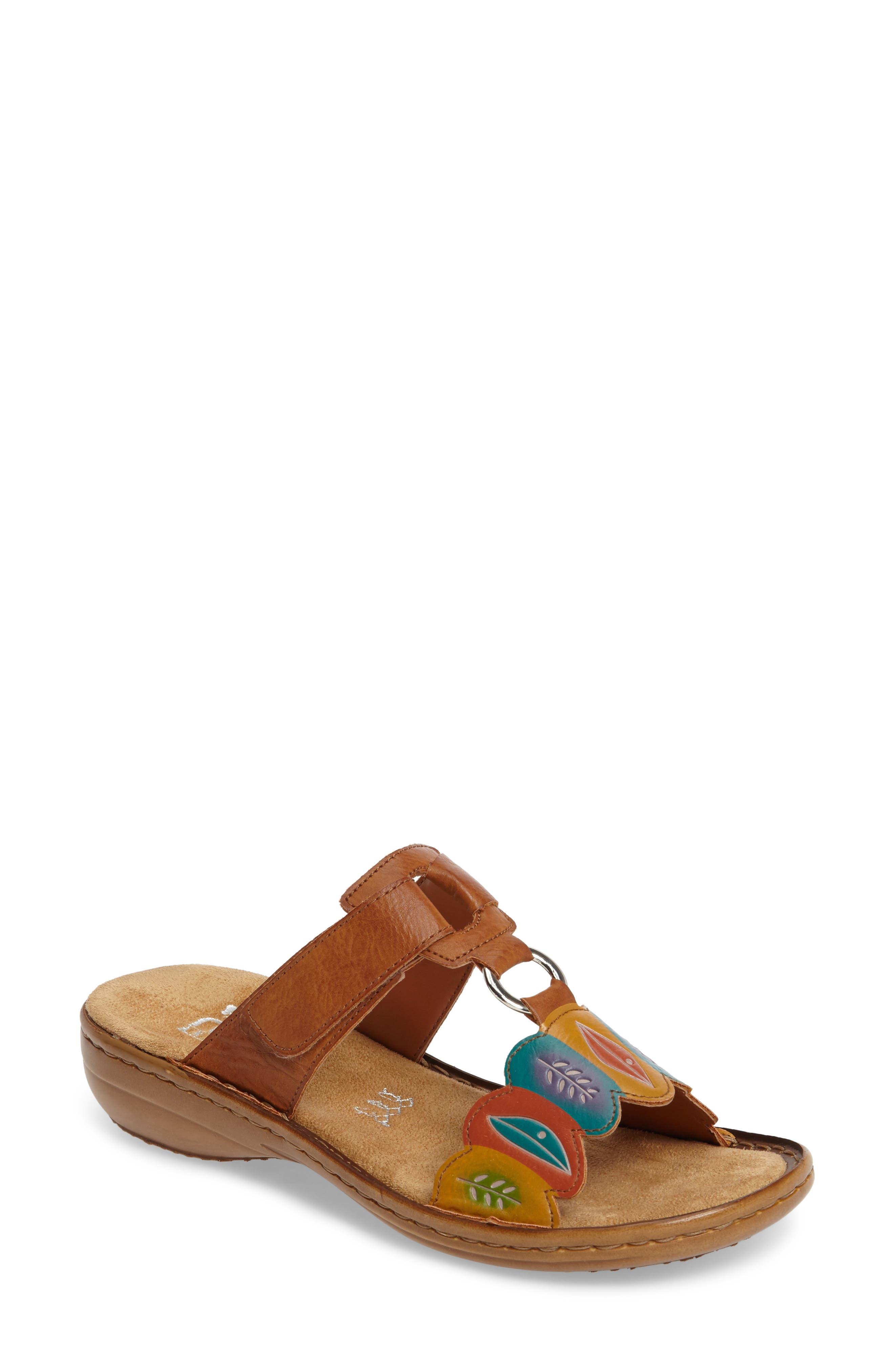 Regina R4 Slide Sandal,                             Main thumbnail 1, color,                             219