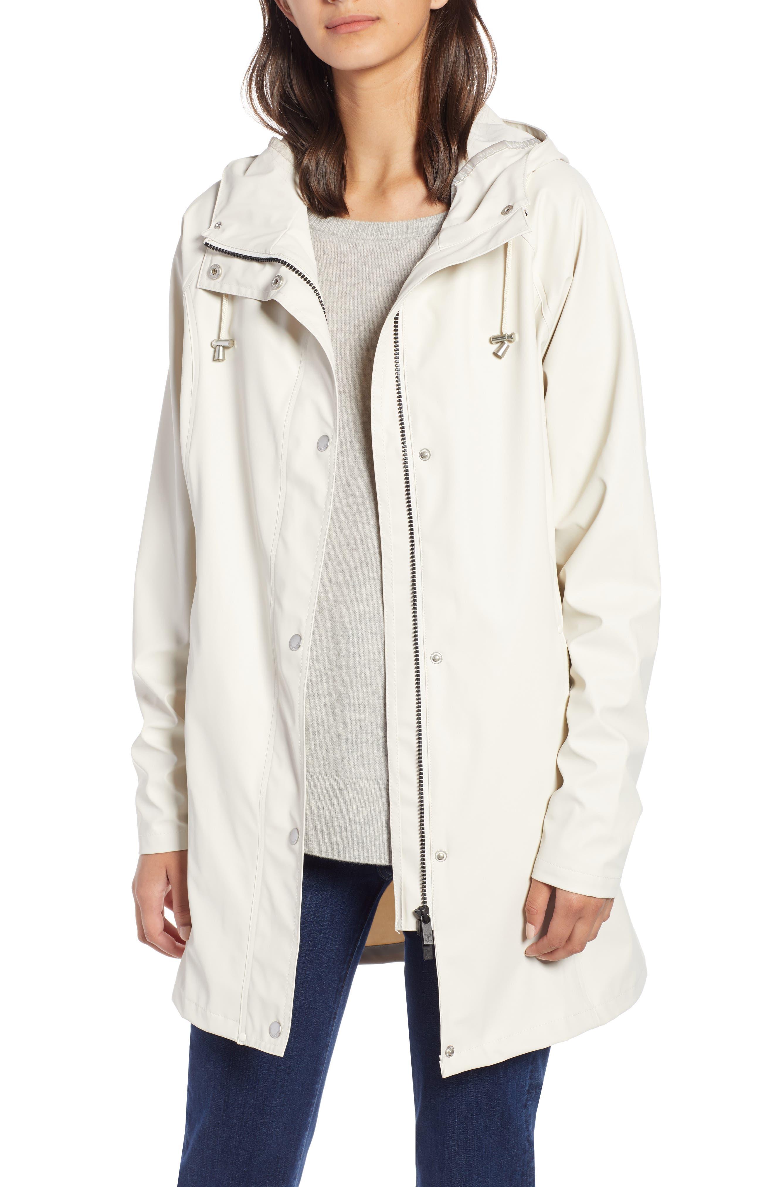 Illse Jacobsen  Raincoat,                         Main,                         color, MILK CREME