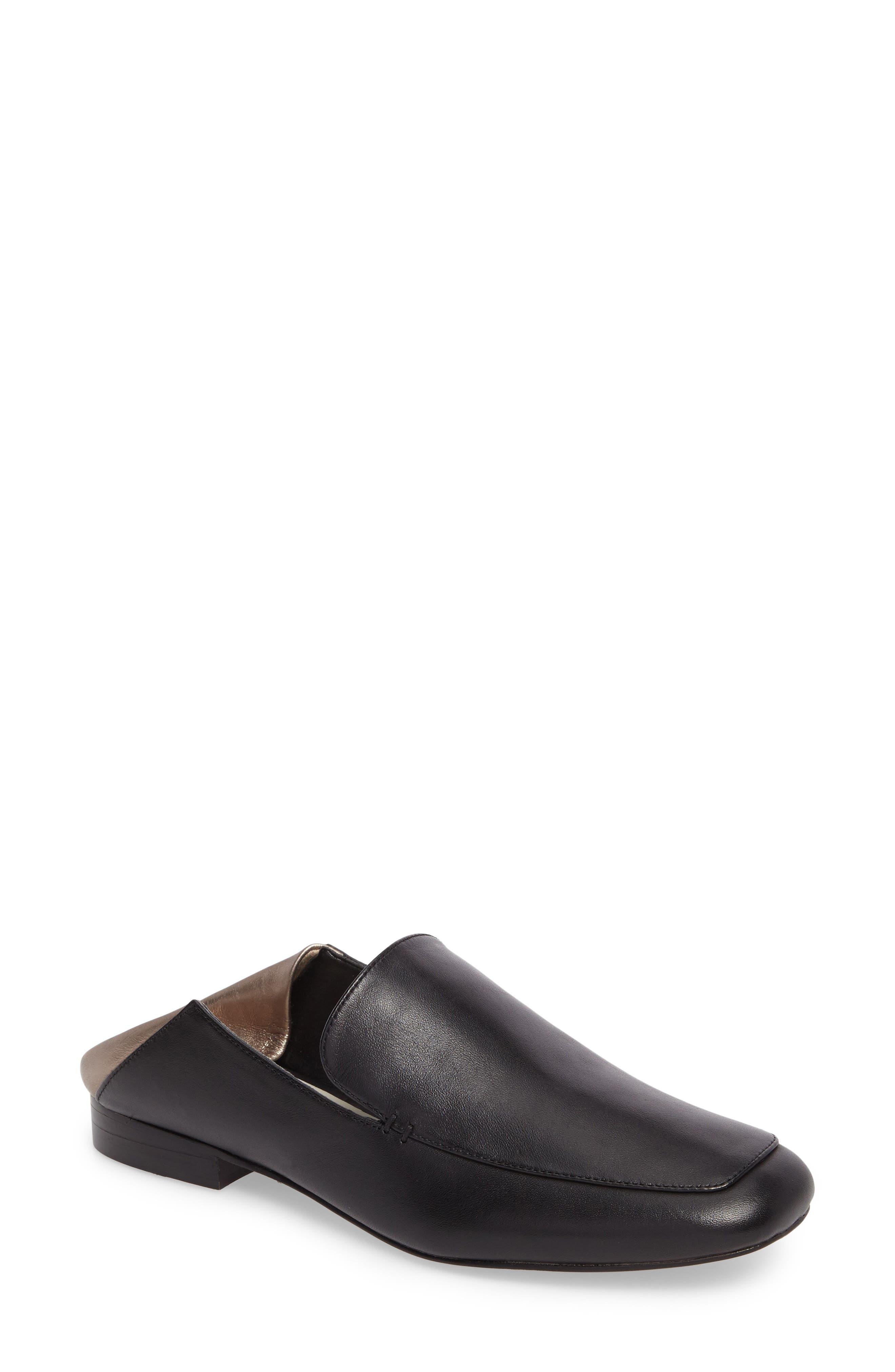 Faun Drop Heel Loafer,                         Main,                         color, 003