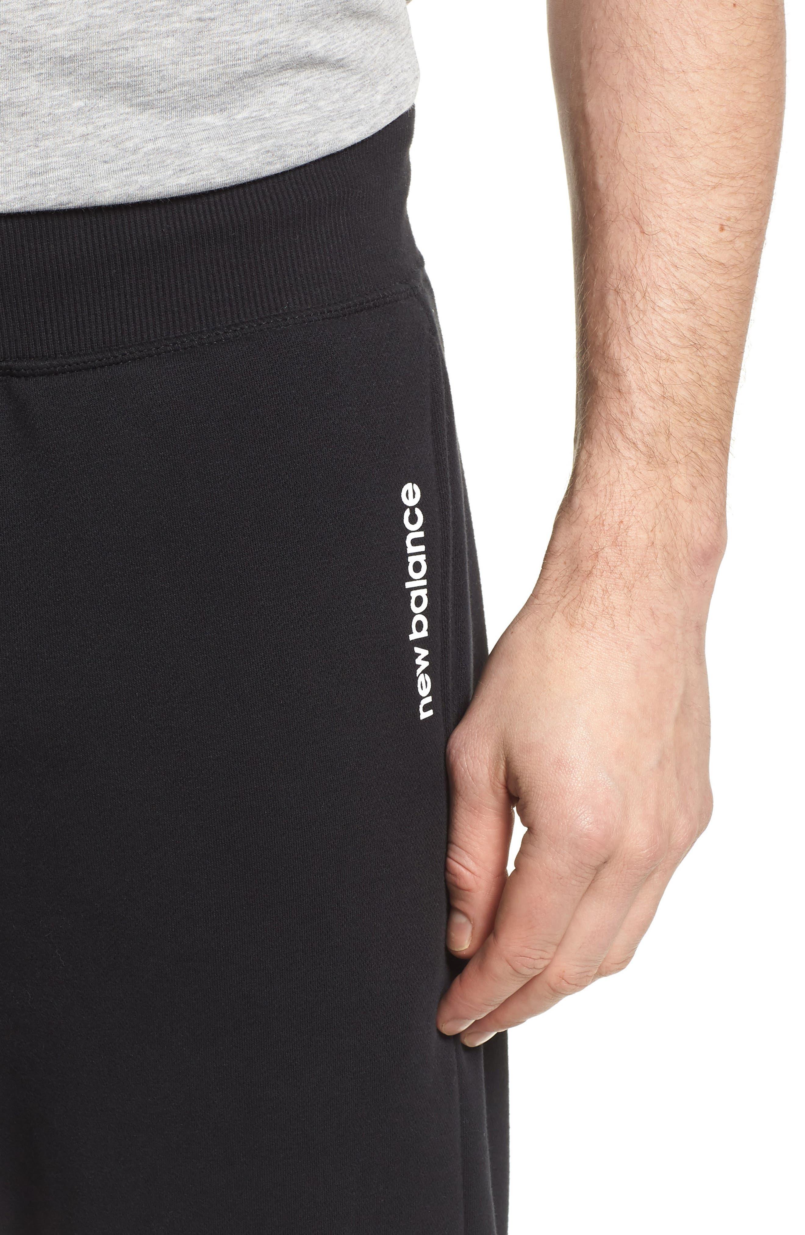 Essentials Jogger Pants,                             Alternate thumbnail 4, color,                             001