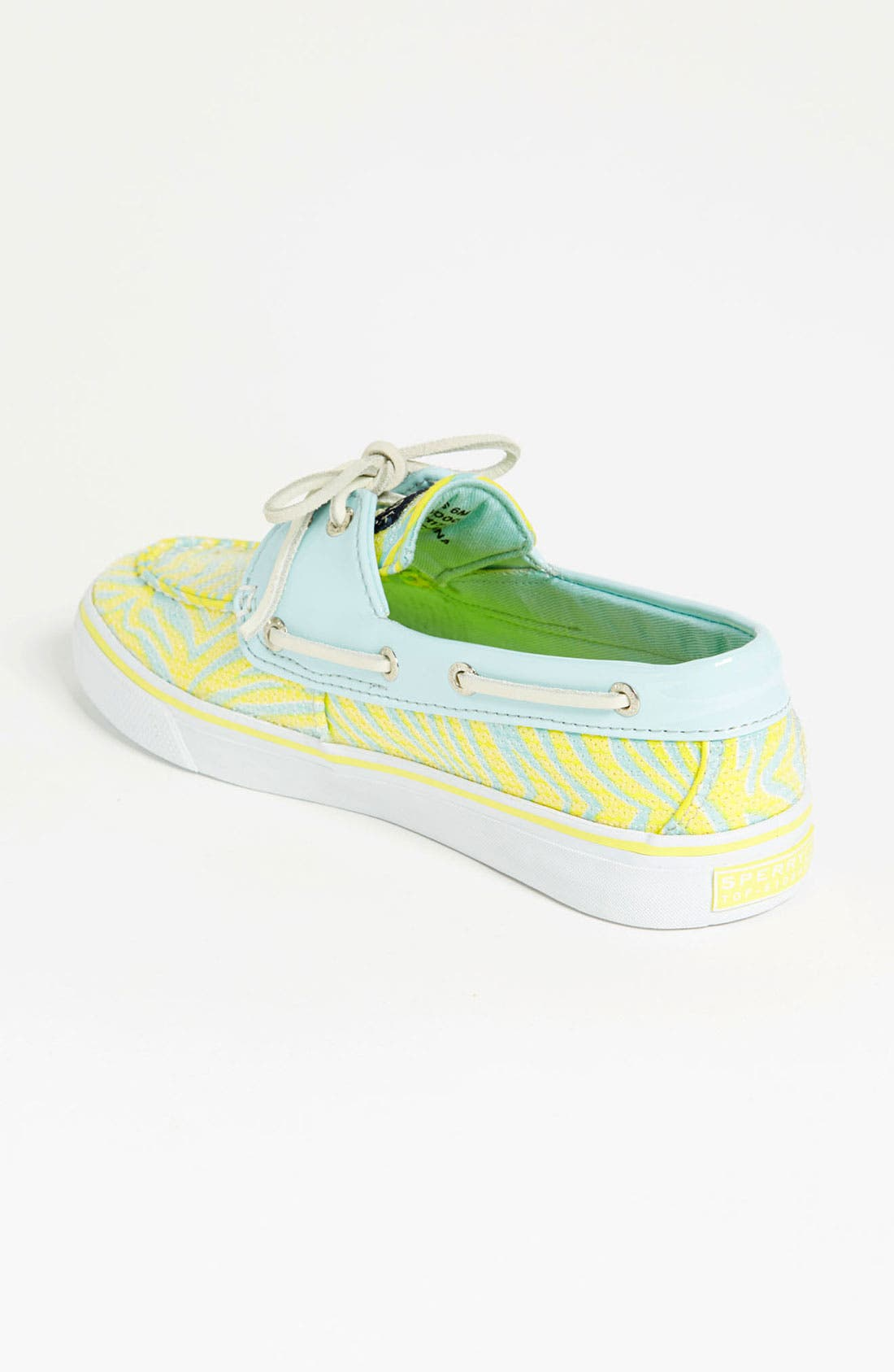 Top-Sider<sup>®</sup> 'Bahama' Sequined Boat Shoe,                             Alternate thumbnail 152, color,