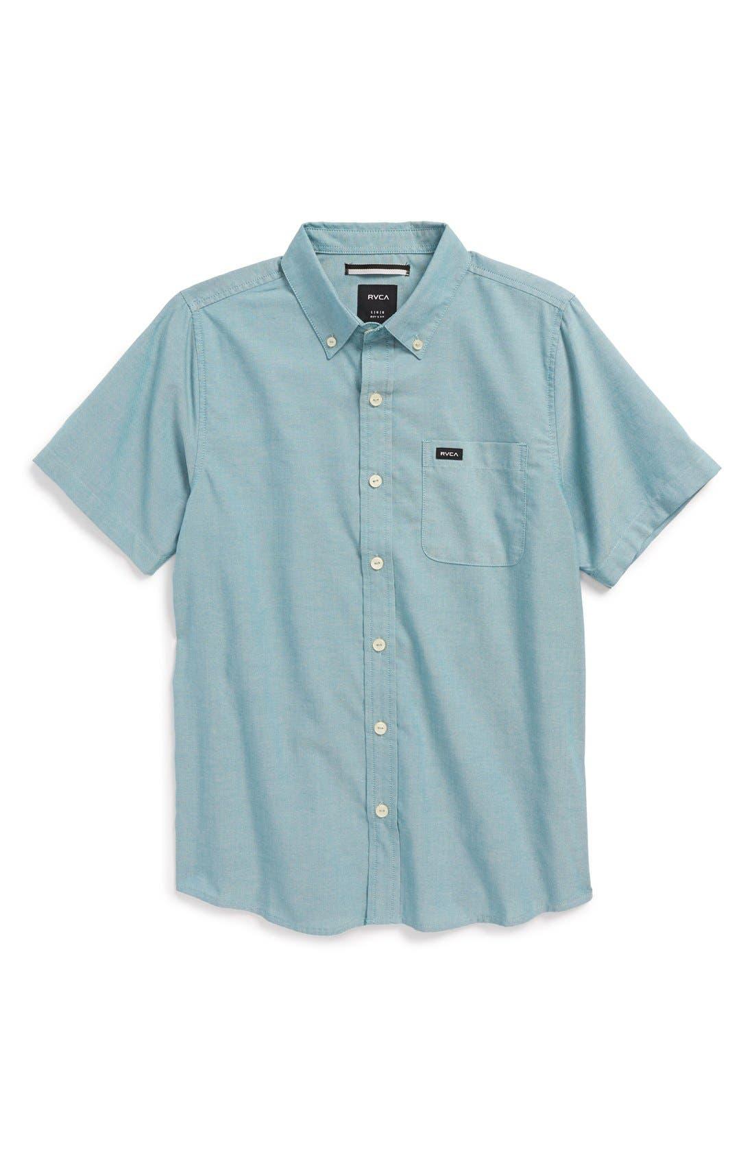 'That'll Do' Woven Shirt,                             Main thumbnail 13, color,