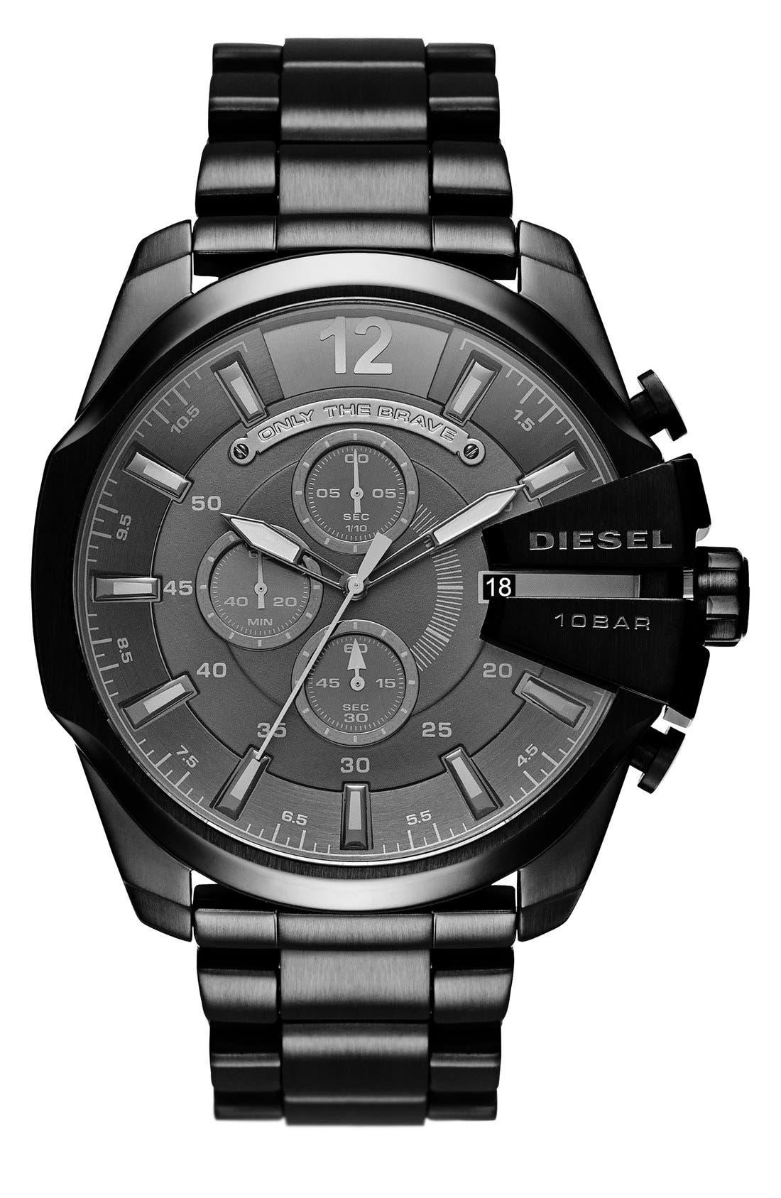 'Mega Chief' Bracelet Watch, 51mm,                             Main thumbnail 5, color,
