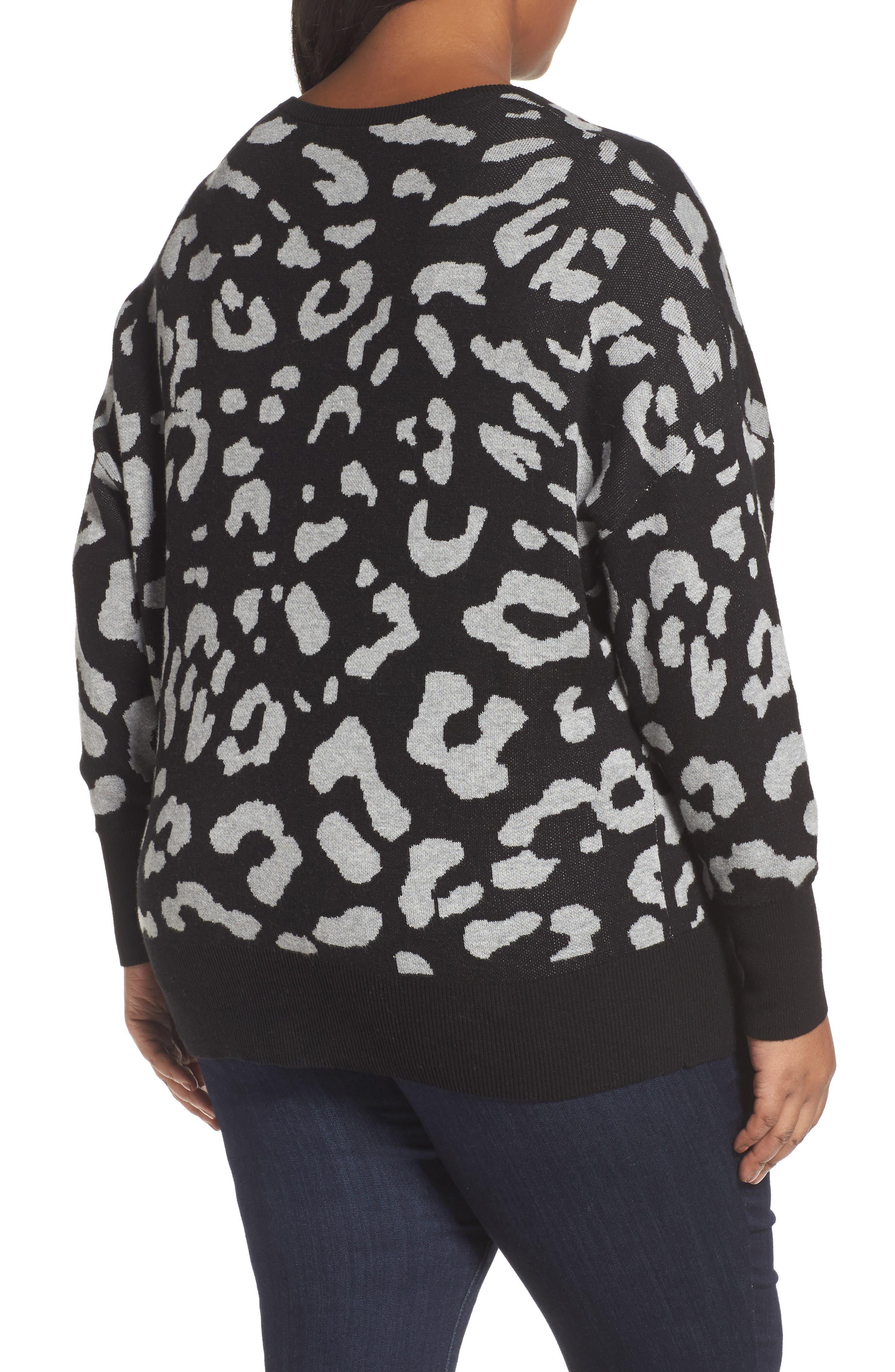Dolman Sleeve Crewneck Sweater,                             Alternate thumbnail 7, color,