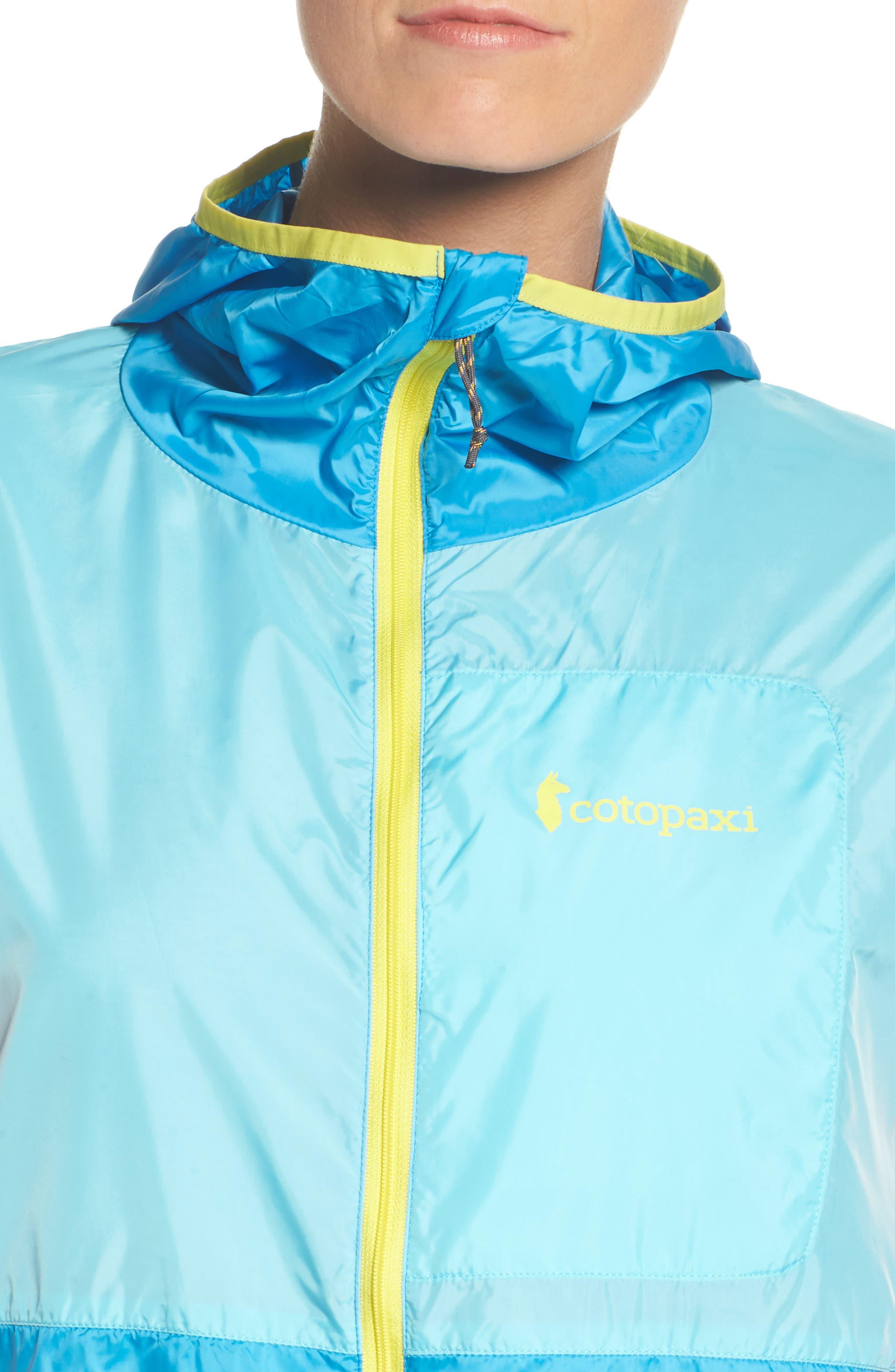 Teca Packable Water Resistant Windbreaker Jacket,                             Alternate thumbnail 22, color,