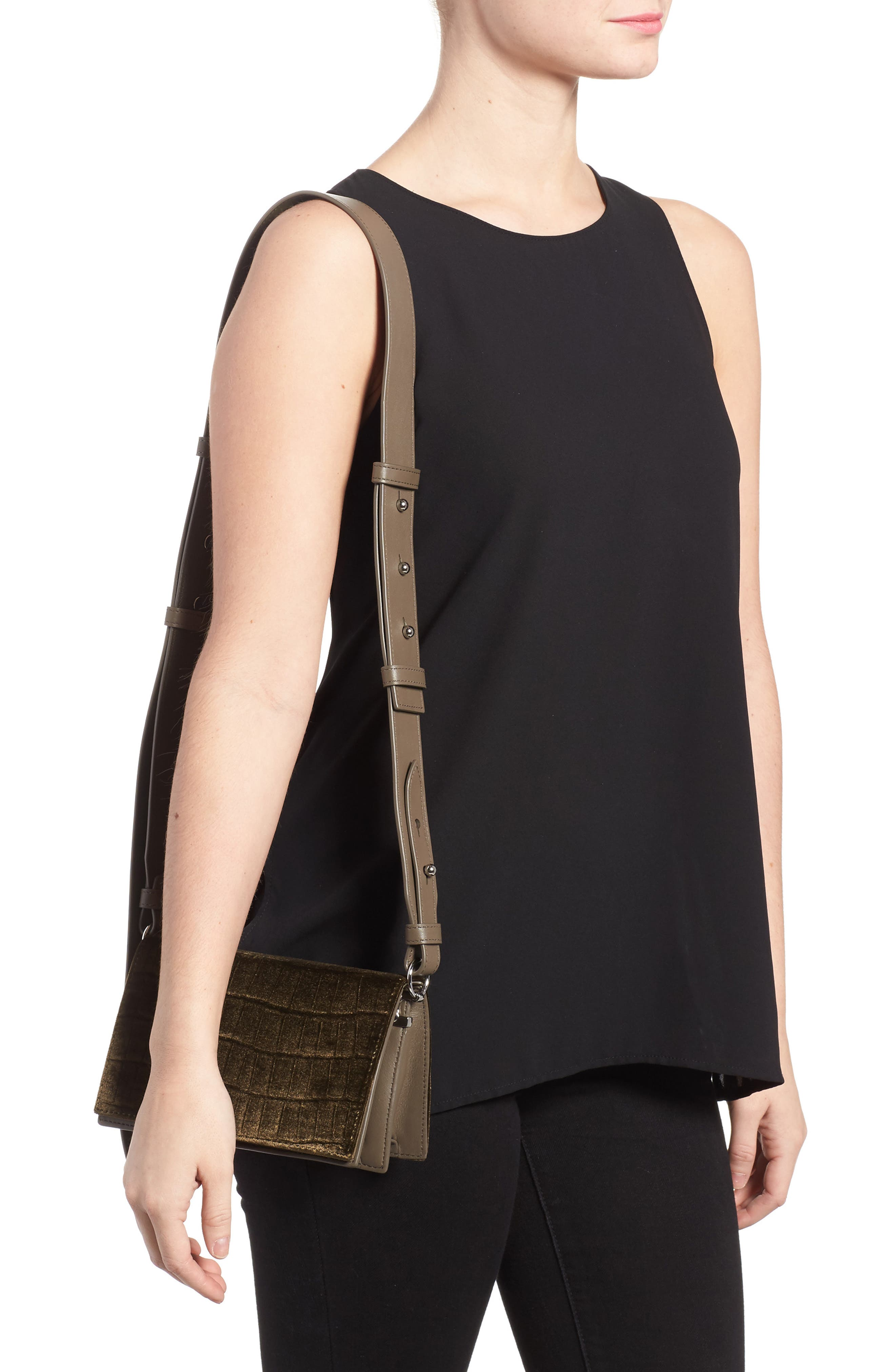 Keel Shoulder Bag,                             Alternate thumbnail 2, color,                             024