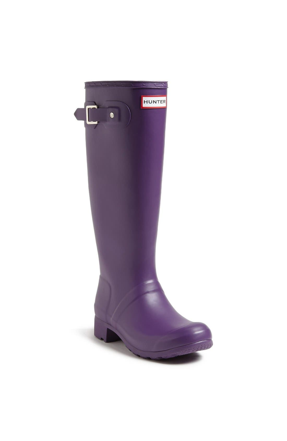 'Tour' Packable Rain Boot,                             Main thumbnail 17, color,