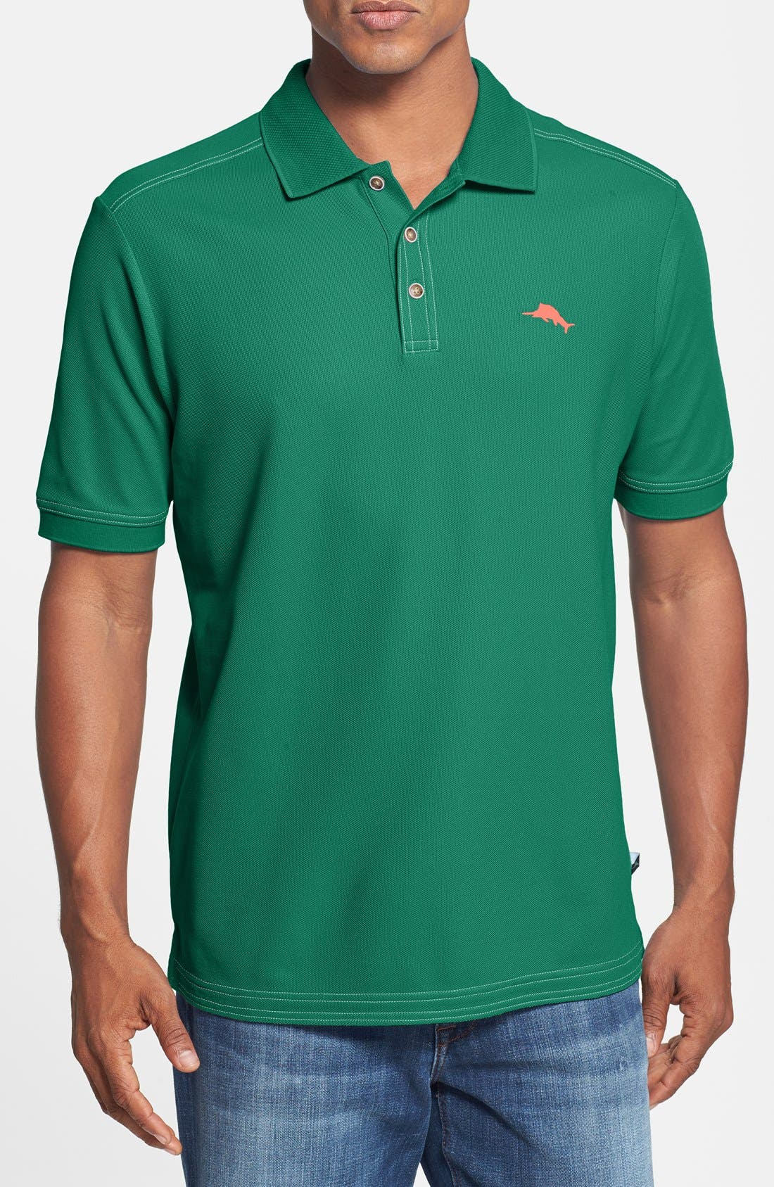 'The Emfielder' Original Fit Piqué Polo,                             Main thumbnail 43, color,