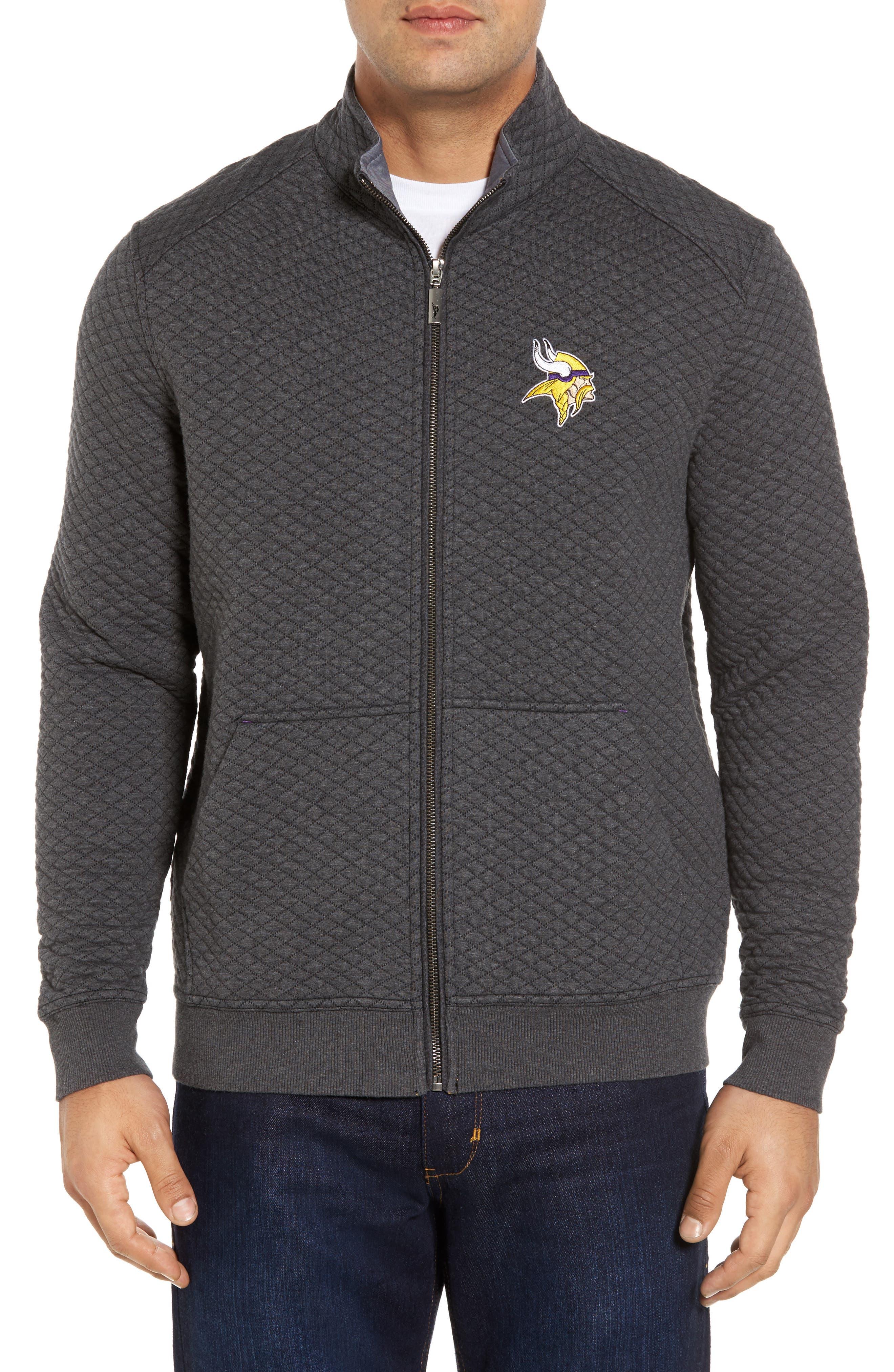NFL Quiltessential Full Zip Sweatshirt,                             Main thumbnail 31, color,