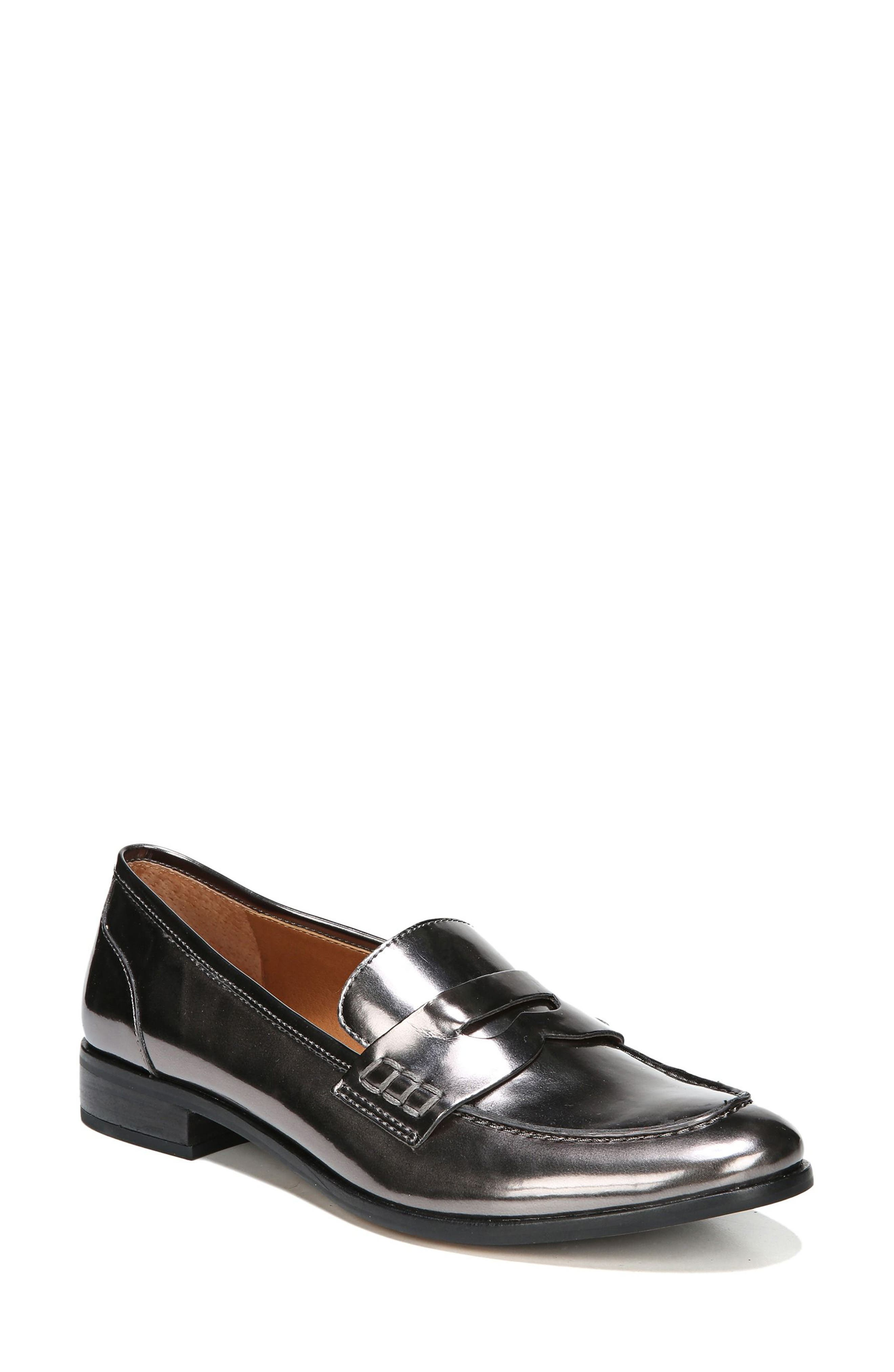 'Jolette' Penny Loafer,                             Main thumbnail 3, color,