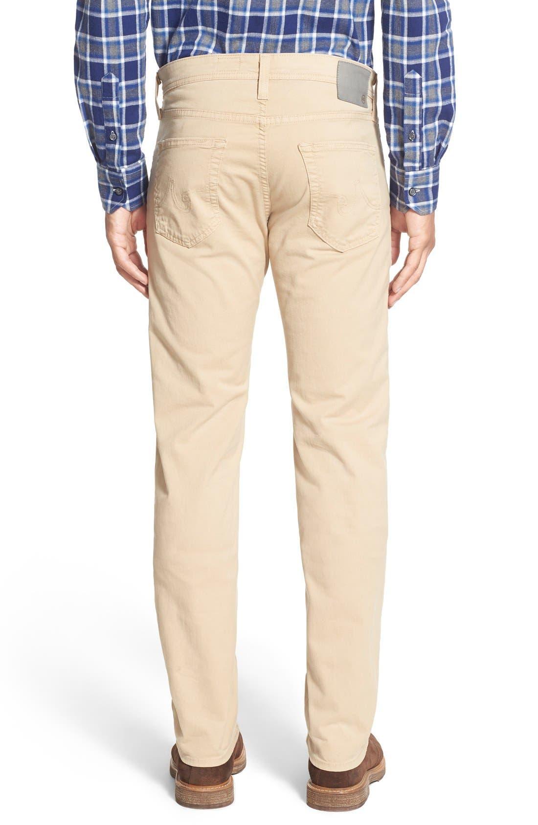 'Matchbox BES' Slim Fit Pants,                             Alternate thumbnail 194, color,