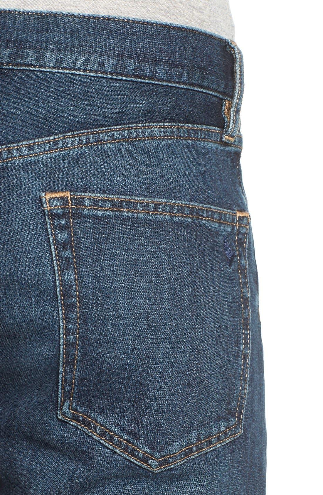 'Phoebe' Boyfriend Jeans,                             Alternate thumbnail 2, color,                             460