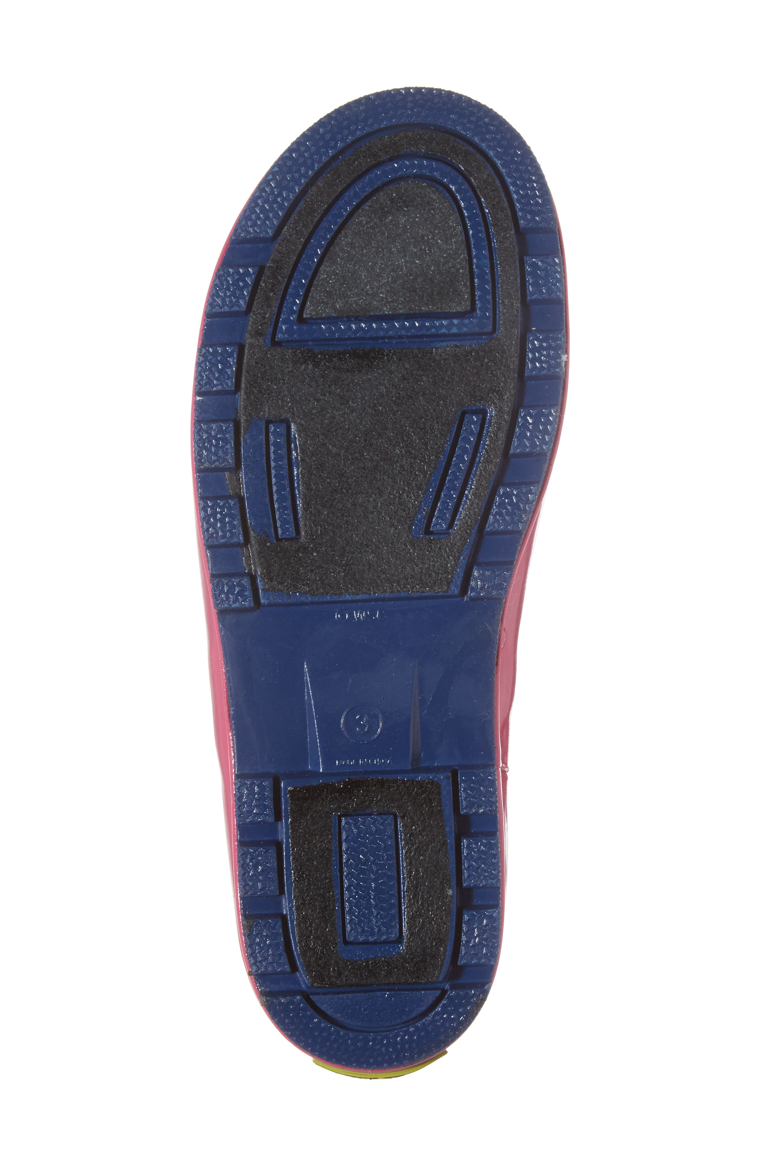 Willow Rain Boot,                             Alternate thumbnail 6, color,                             511