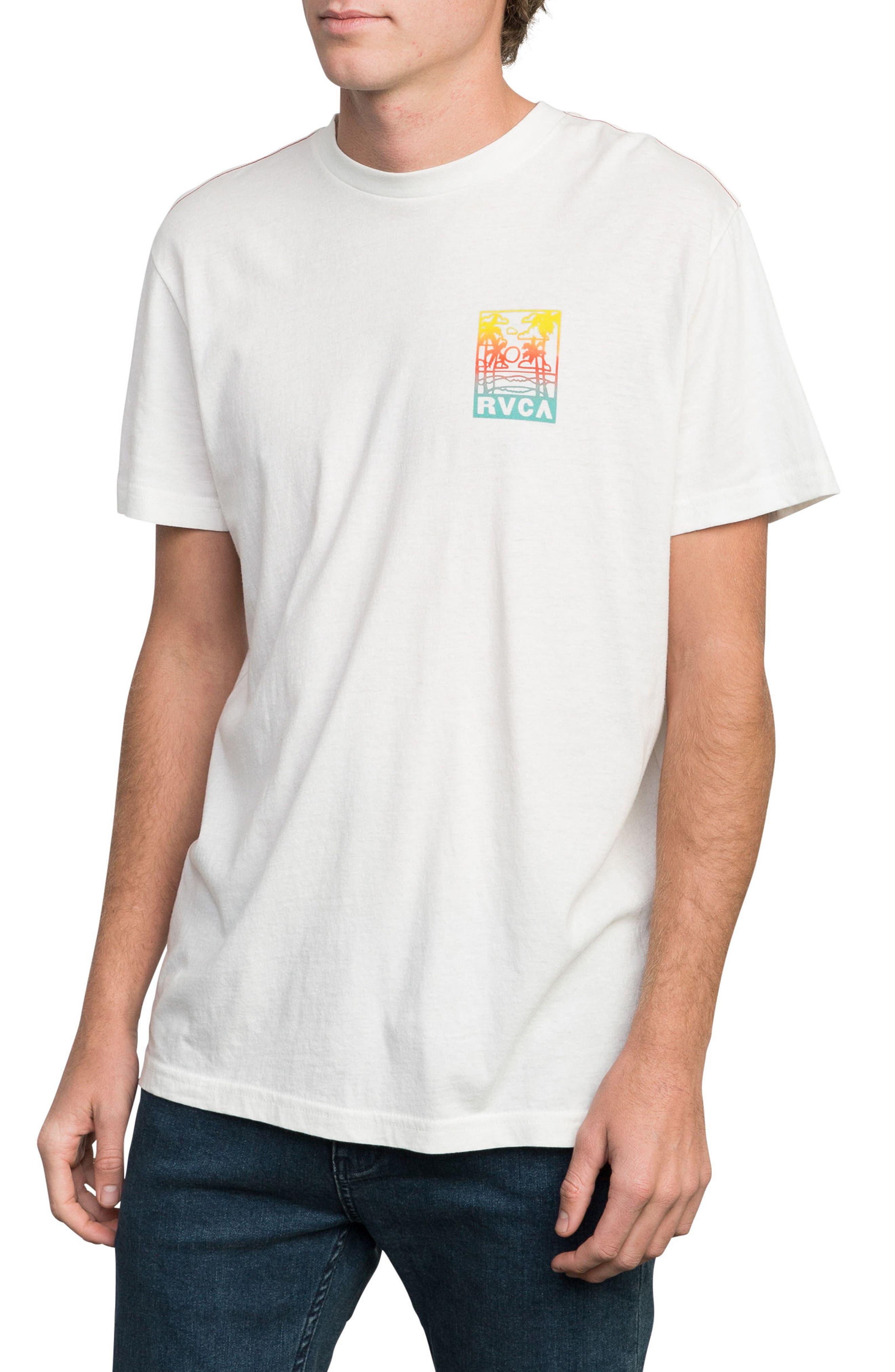 Couple Fun Ones T-Shirt,                             Alternate thumbnail 3, color,                             ANTIQUE WHITE