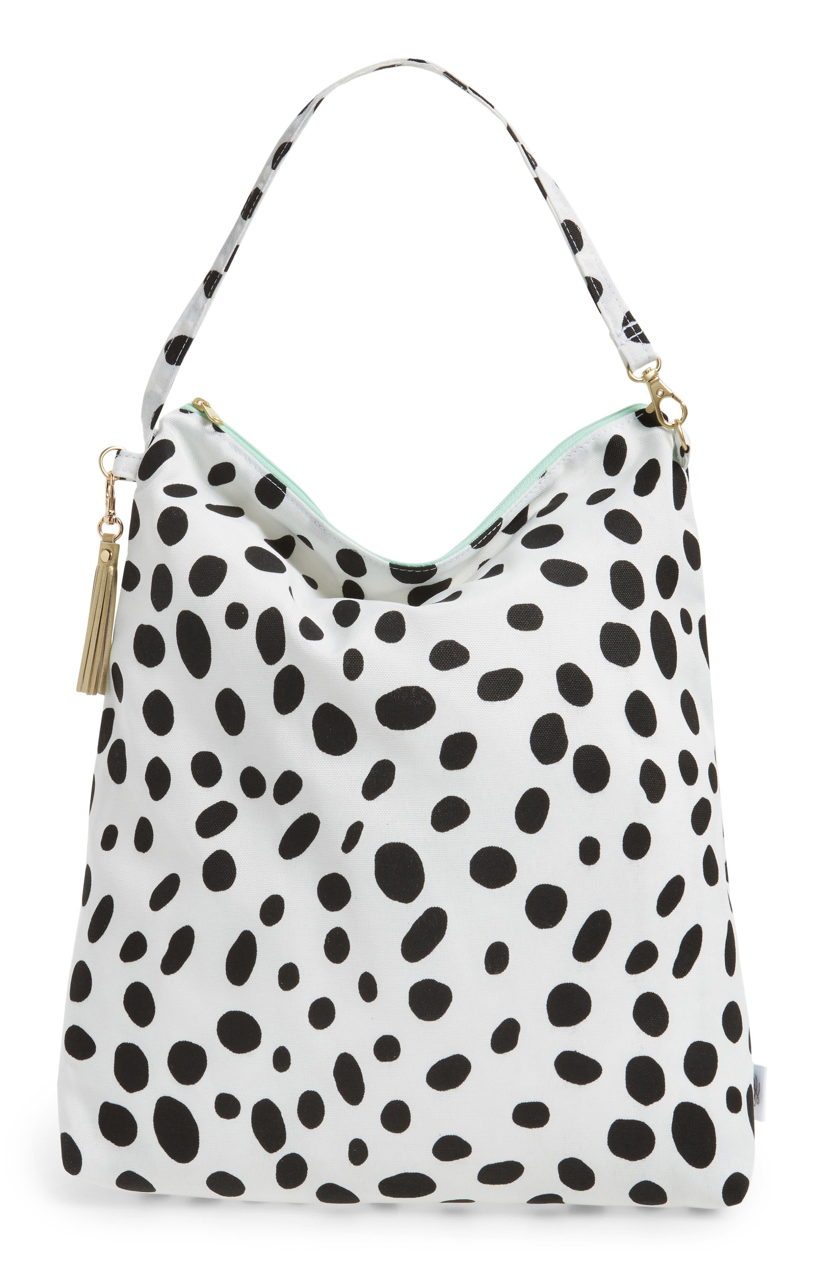 Waterproof Hobo Bag,                         Main,                         color,