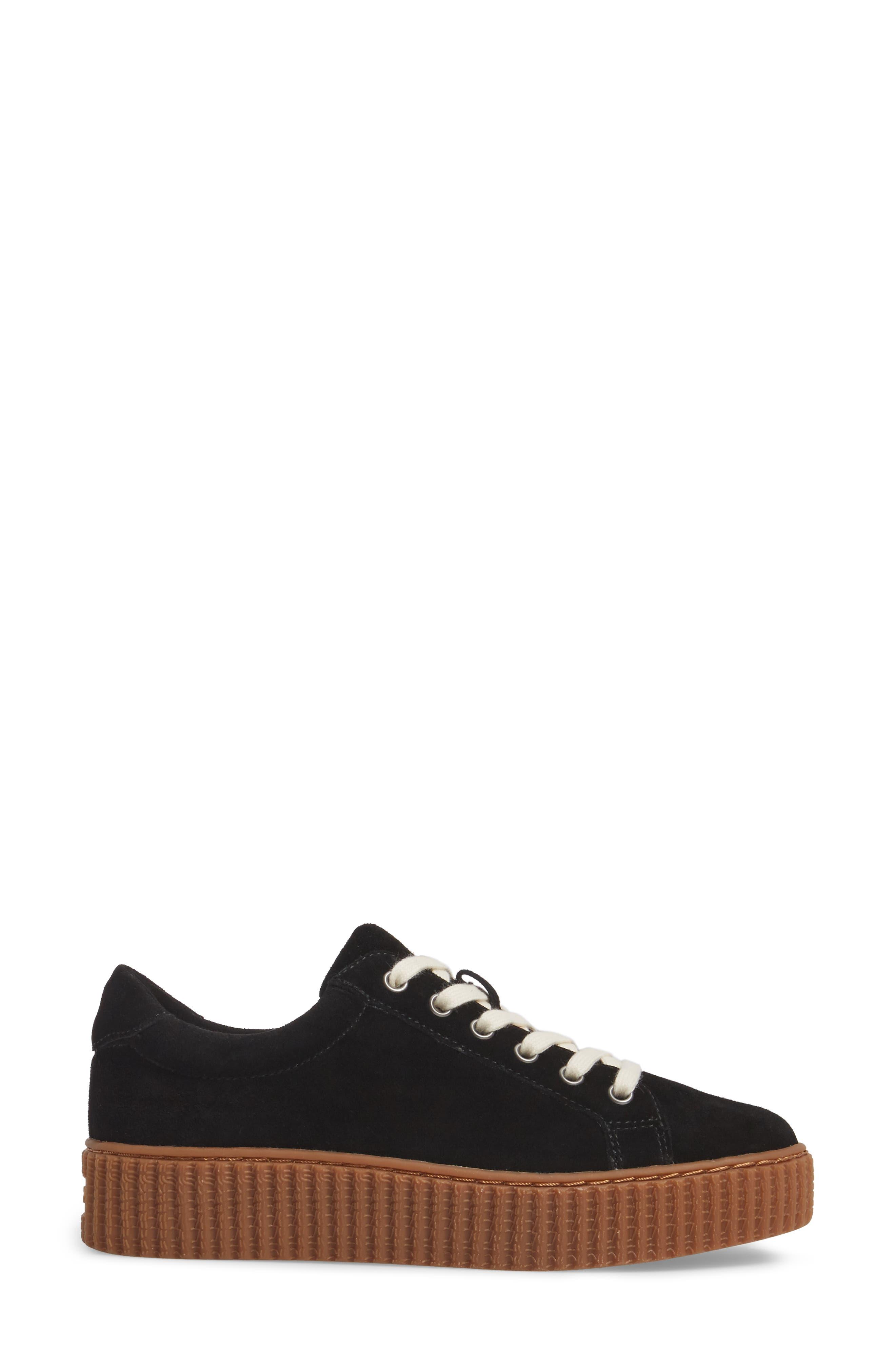 Ruth Platform Sneaker,                             Alternate thumbnail 7, color,