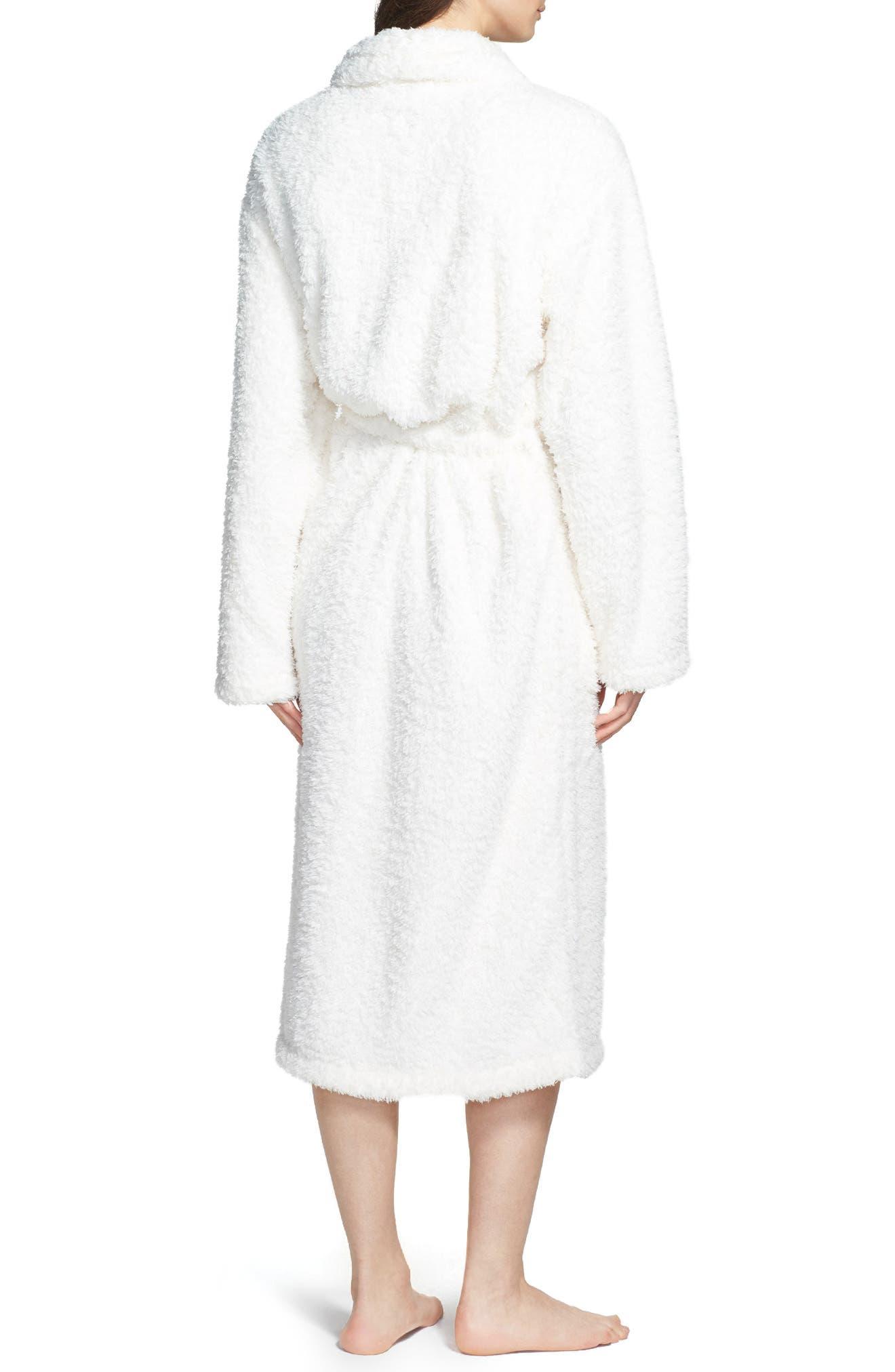 Chenille Robe,                         Main,                         color, CREAM