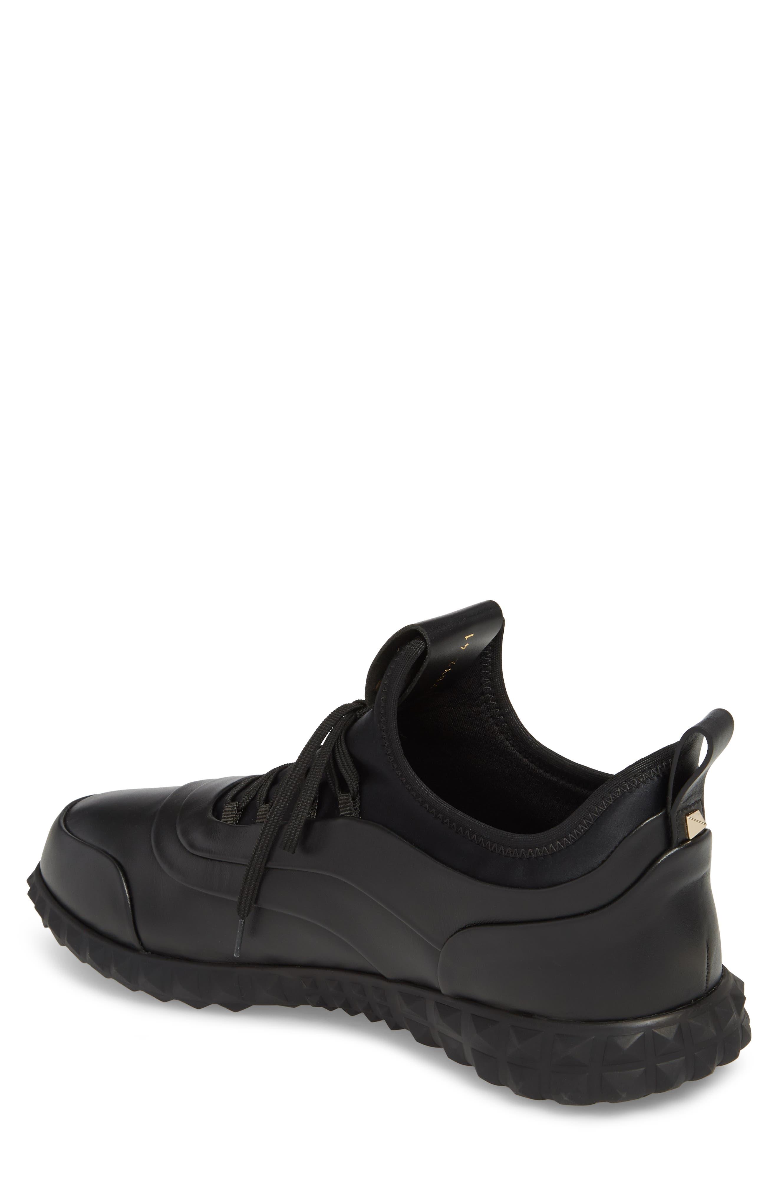 Bodytech Sneaker,                             Alternate thumbnail 2, color,                             BLACK/ BLACK