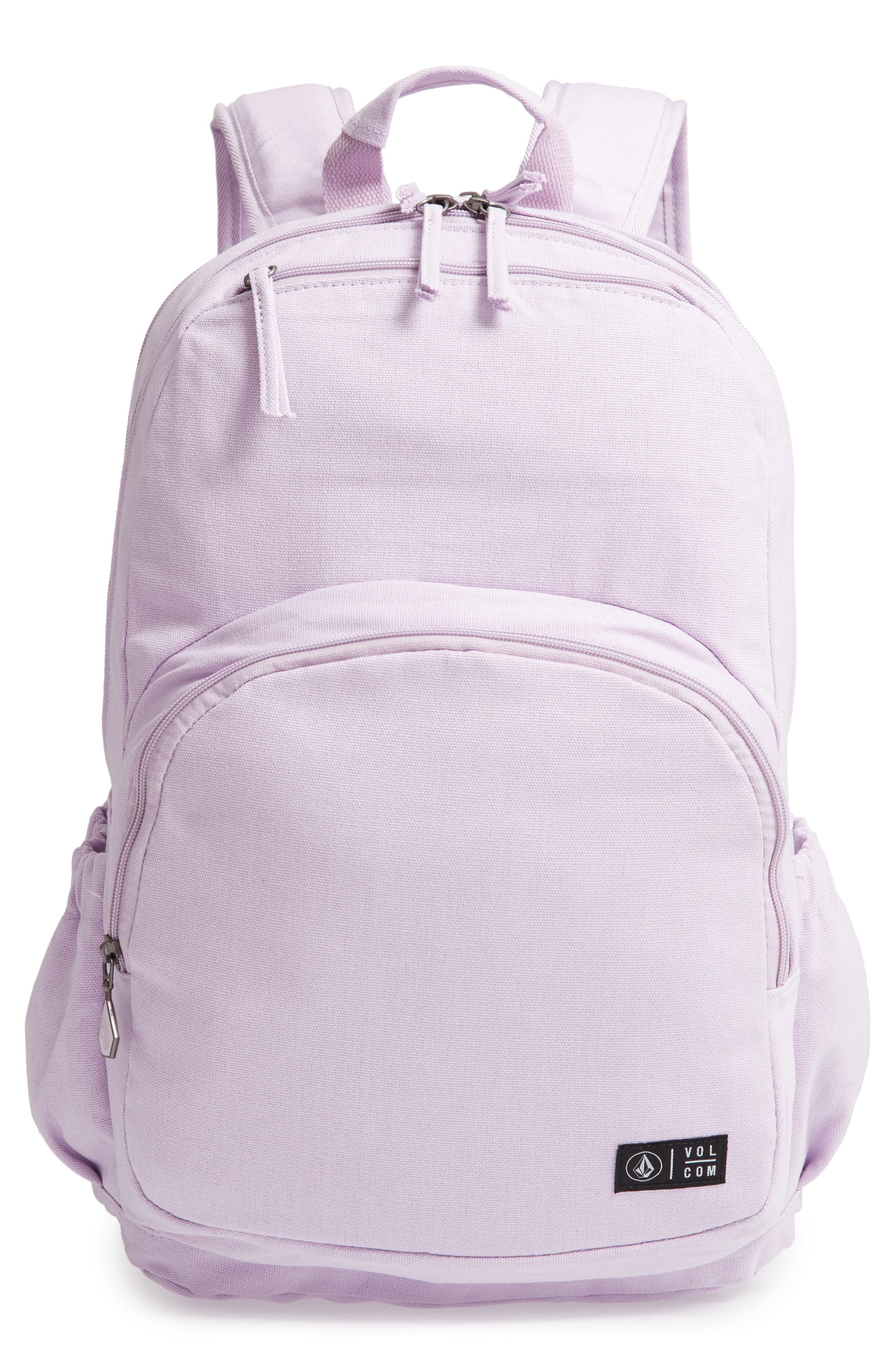 Field Trip Canvas Backpack,                         Main,                         color, 500