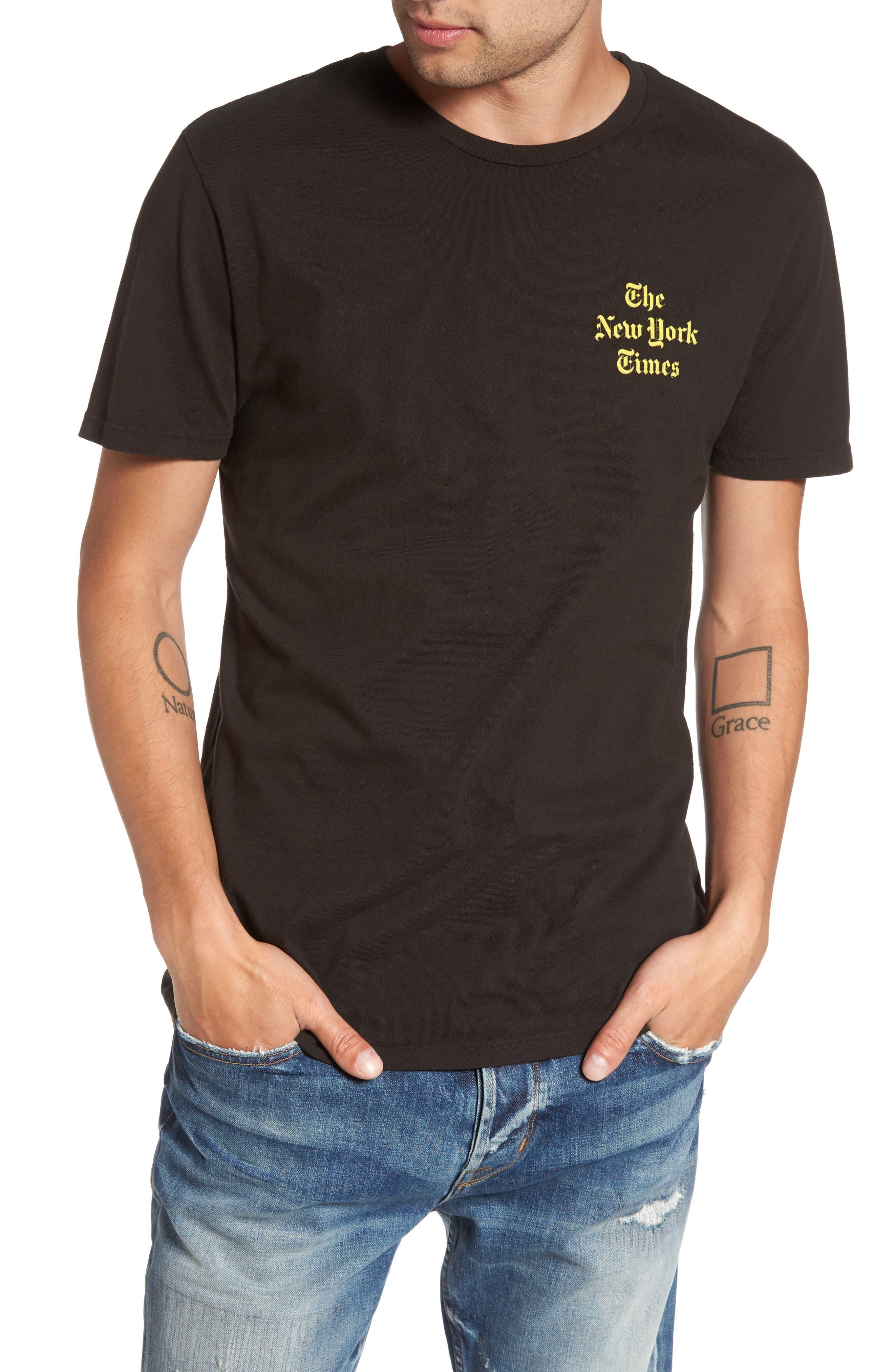 New York Taxi T-Shirt,                             Main thumbnail 1, color,                             020