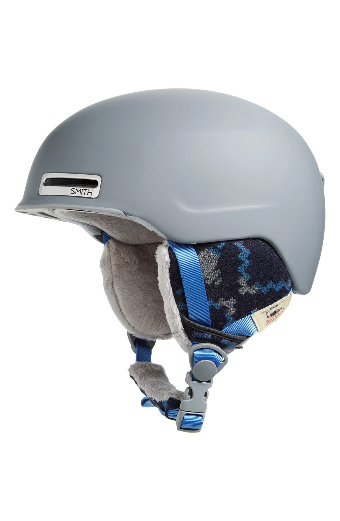 SMITH,                             'Allure' Snow Helmet,                             Main thumbnail 1, color,                             020
