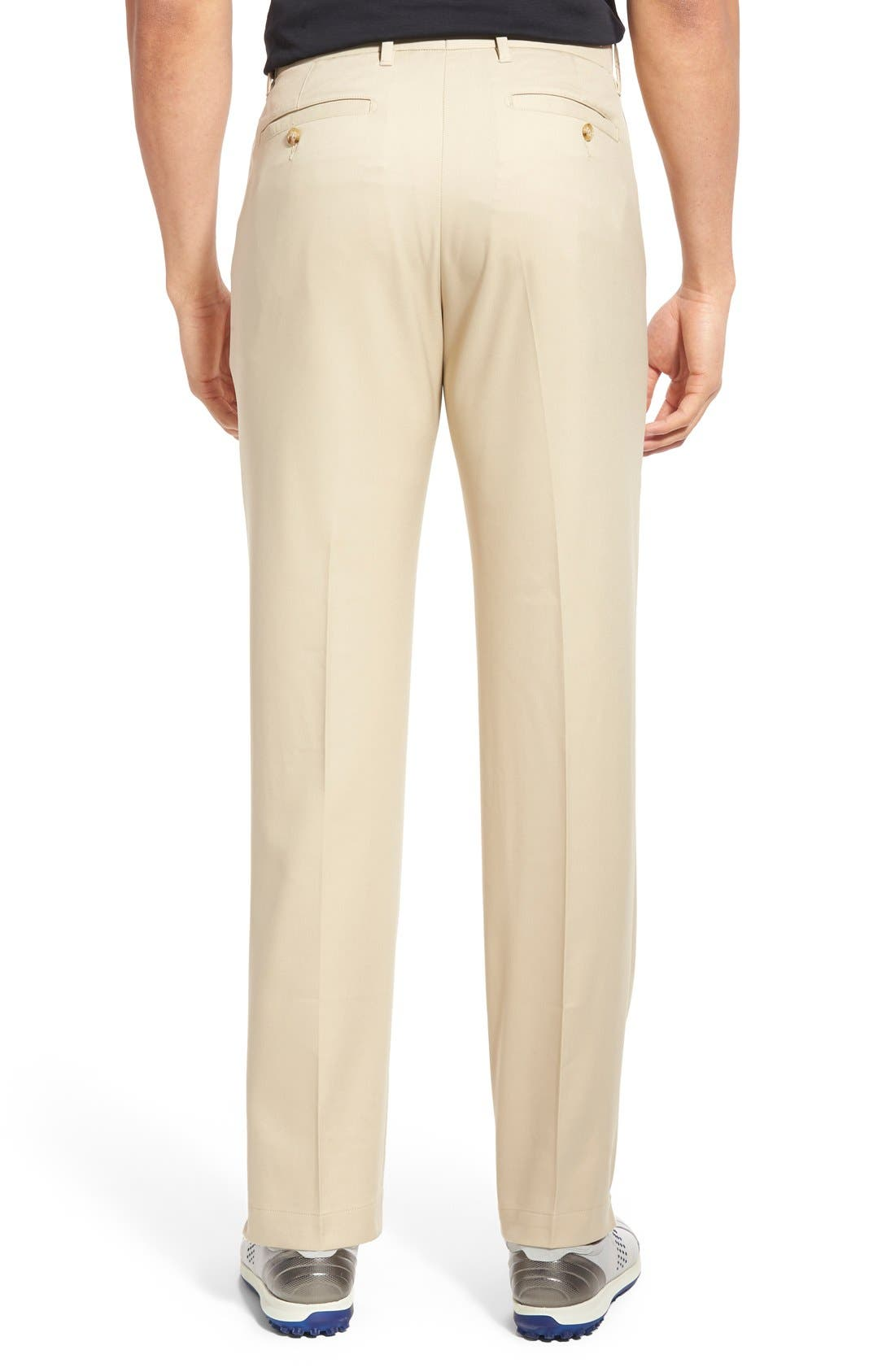 'Tech' Flat Front Wrinkle Free Golf Pants,                             Alternate thumbnail 20, color,