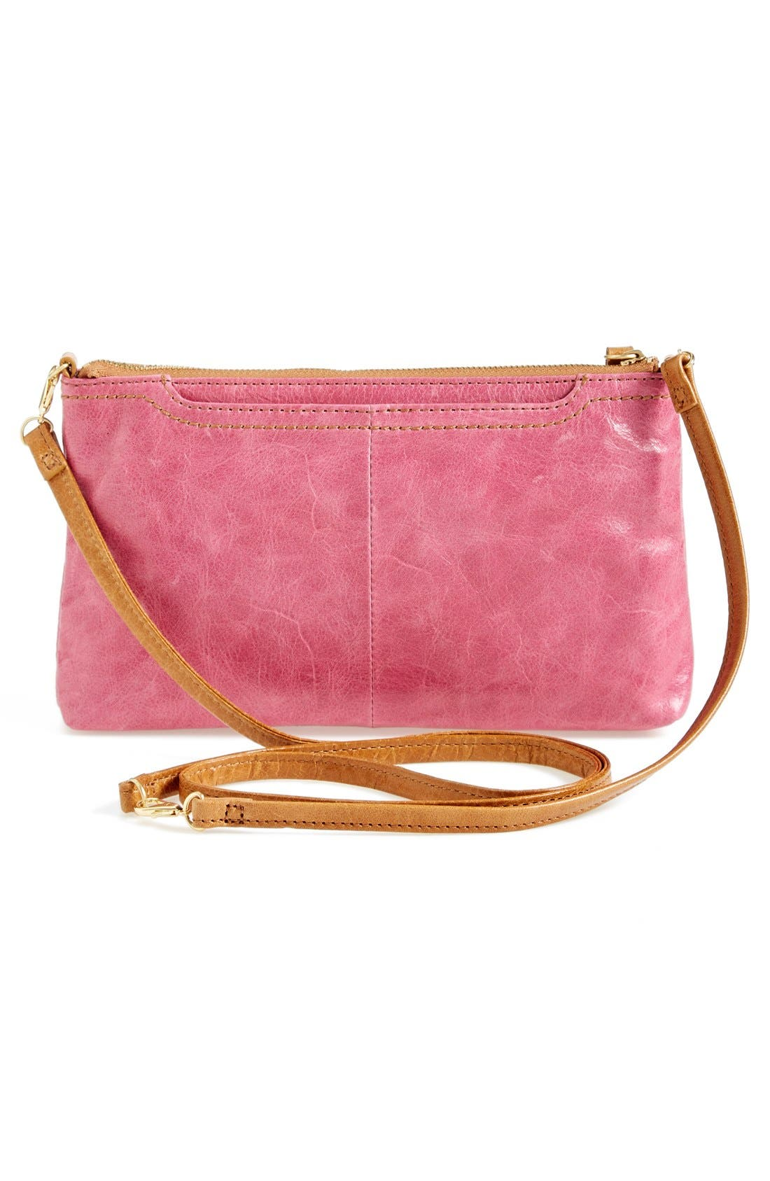 'Darcy' Leather Crossbody Bag,                             Alternate thumbnail 109, color,
