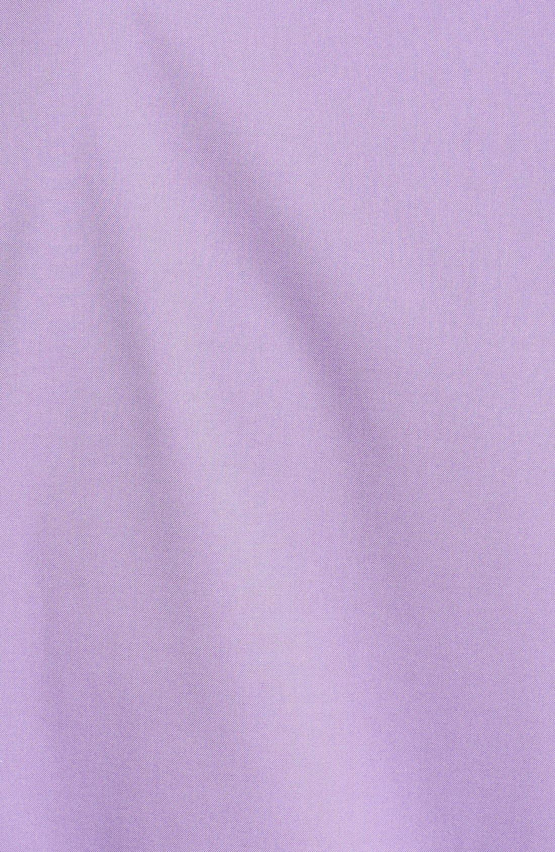 Smartcare<sup>™</sup> Trim Fit Solid Dress Shirt,                             Alternate thumbnail 32, color,