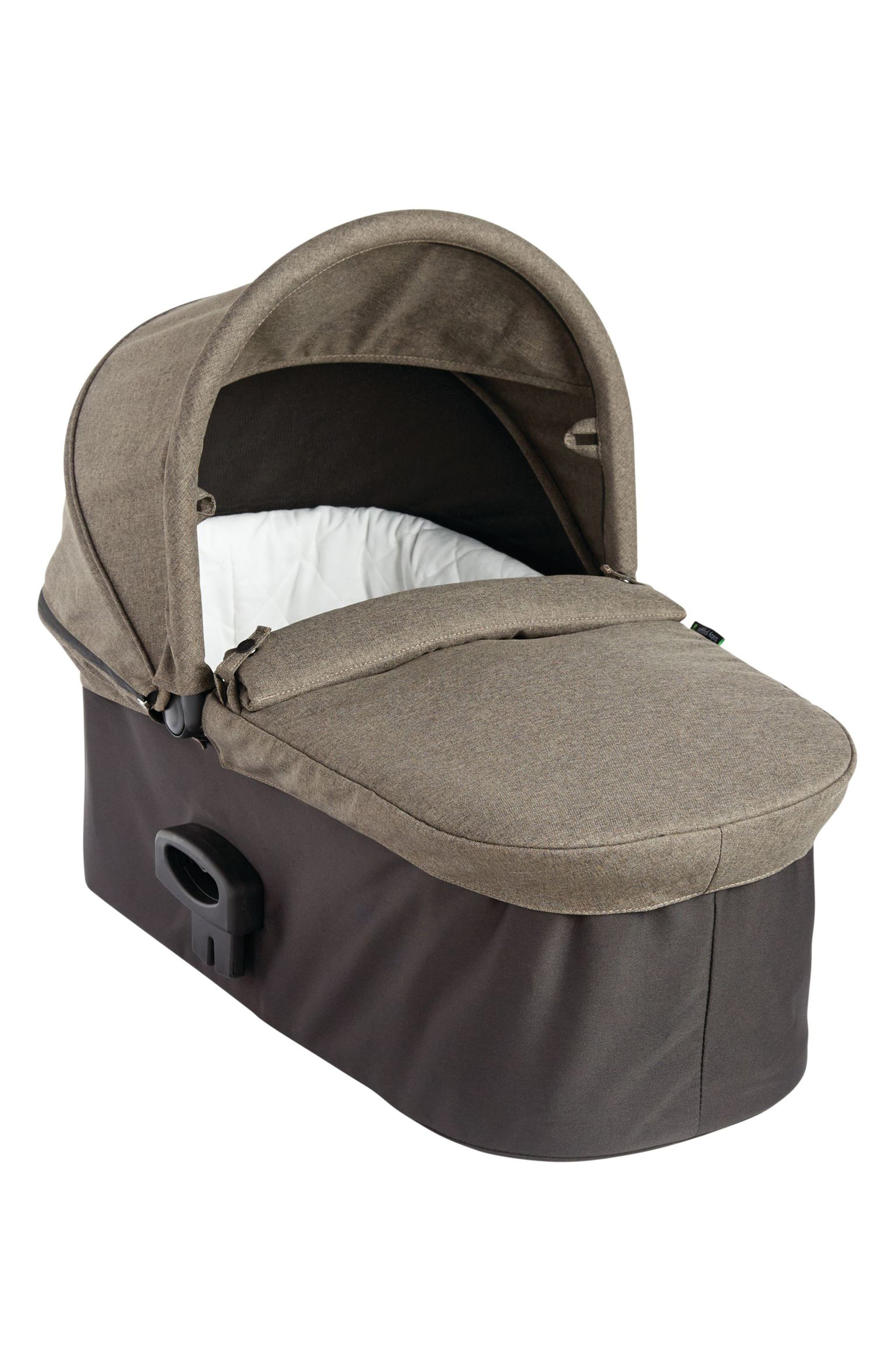BABY JOGGER,                             Deluxe Pram,                             Main thumbnail 1, color,                             TAUPE