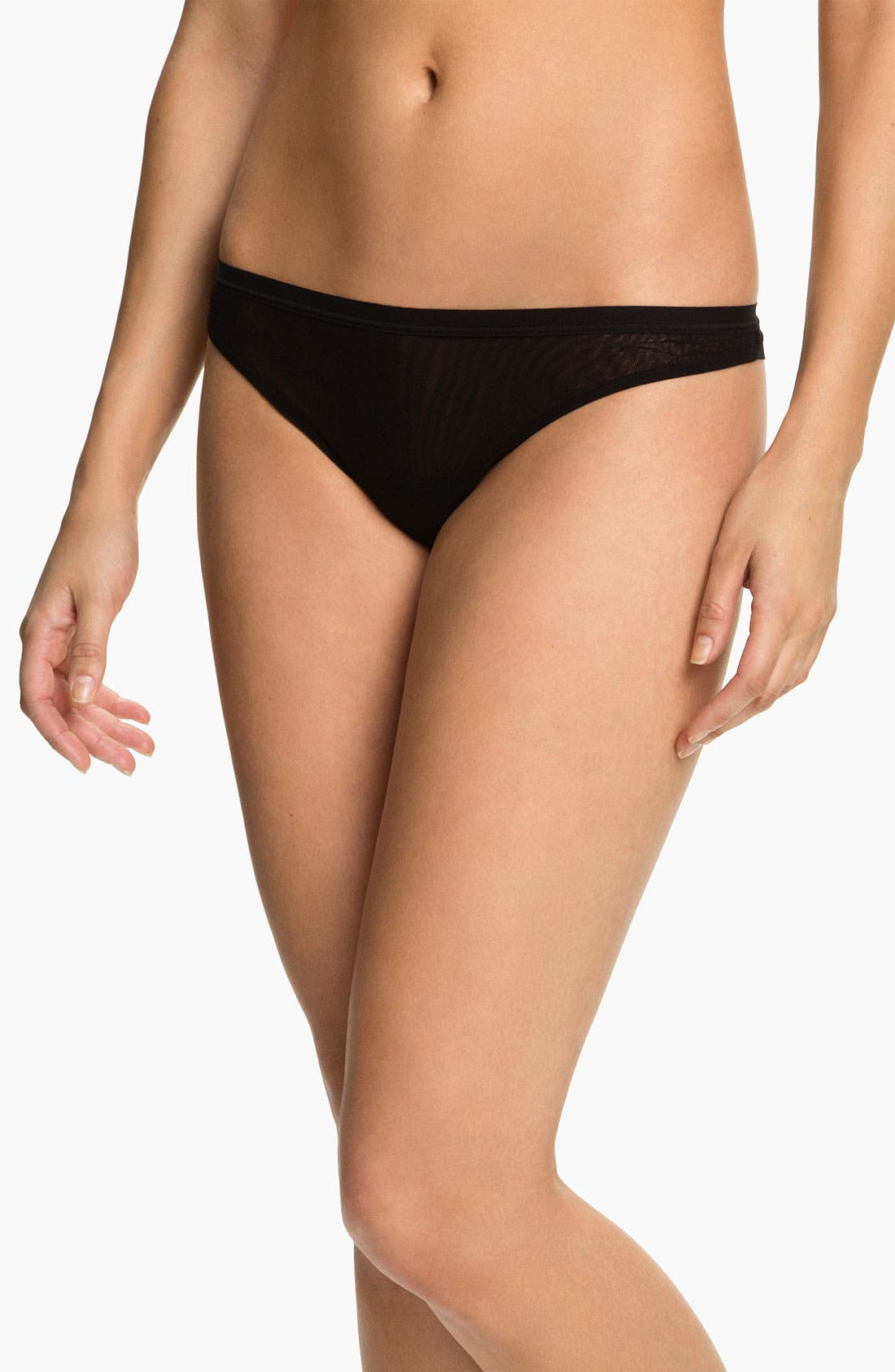 'New Soire' Brazilian Minikini,                             Main thumbnail 1, color,                             001