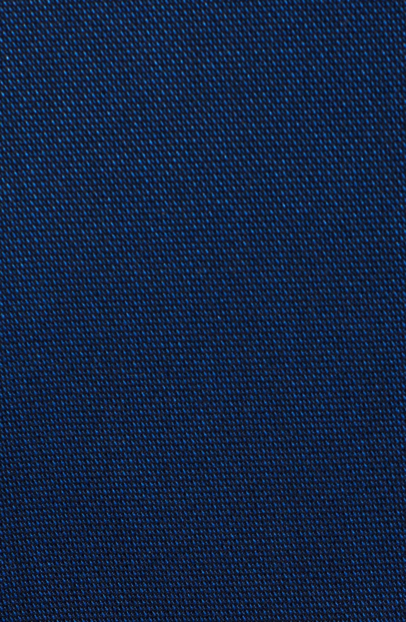 Skinny Fit Suit Jacket,                             Alternate thumbnail 6, color,                             BLUE