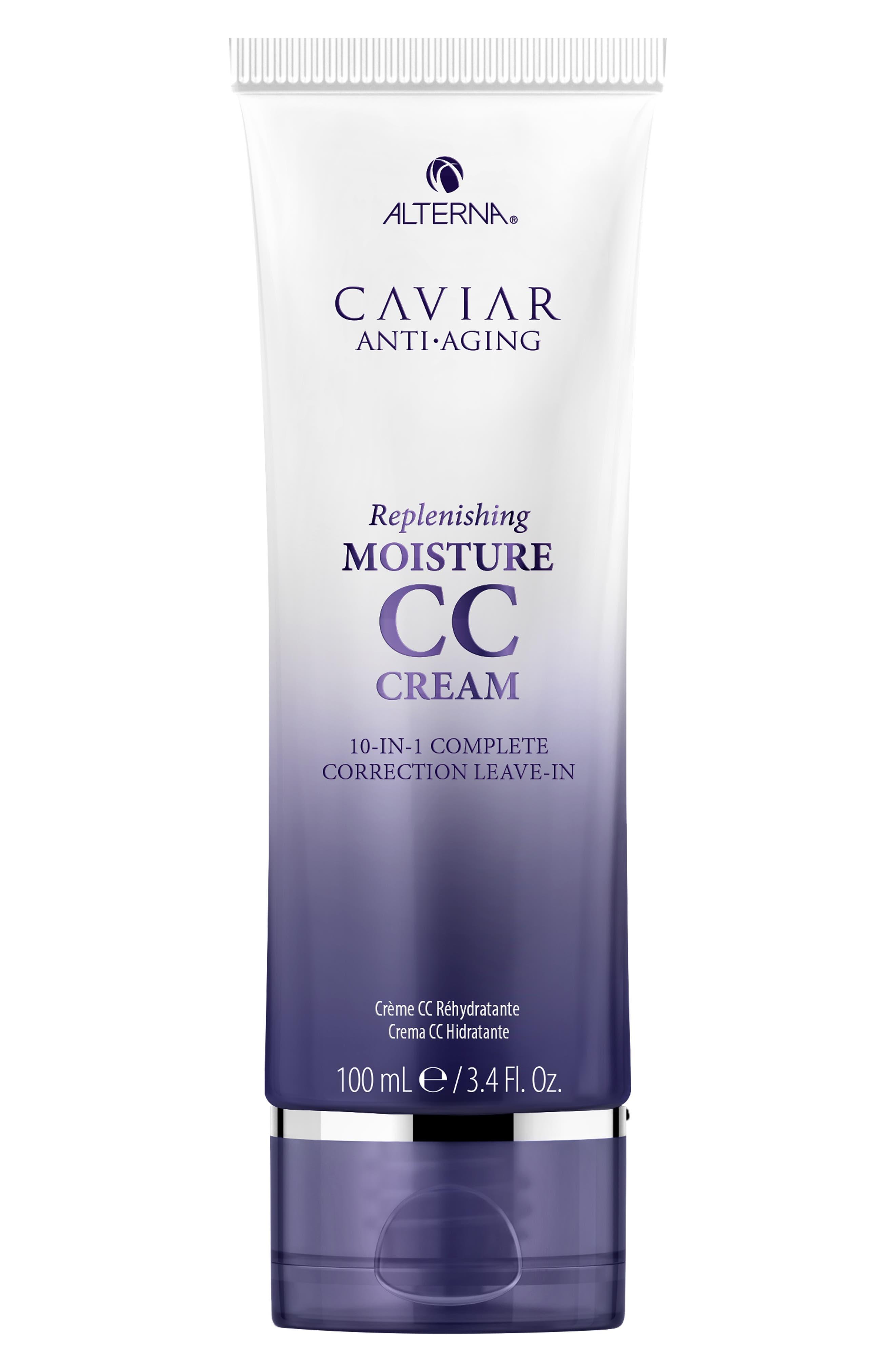 Caviar Anti-Aging Replenishing Moisture CC Cream,                         Main,                         color, NO COLOR
