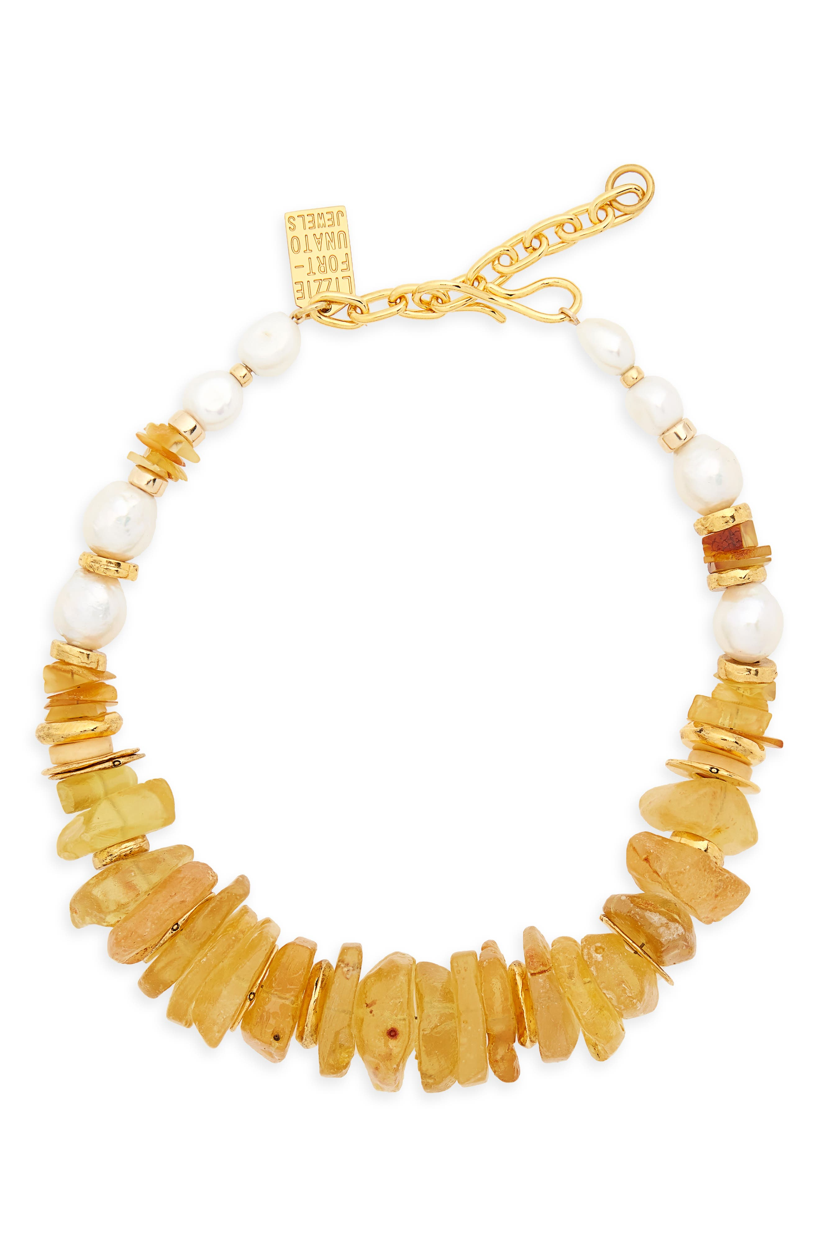 Collar Necklace,                             Main thumbnail 1, color,                             200
