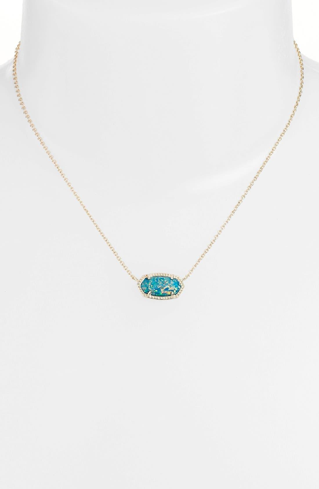 'Elisa' Pendant Necklace,                             Alternate thumbnail 142, color,