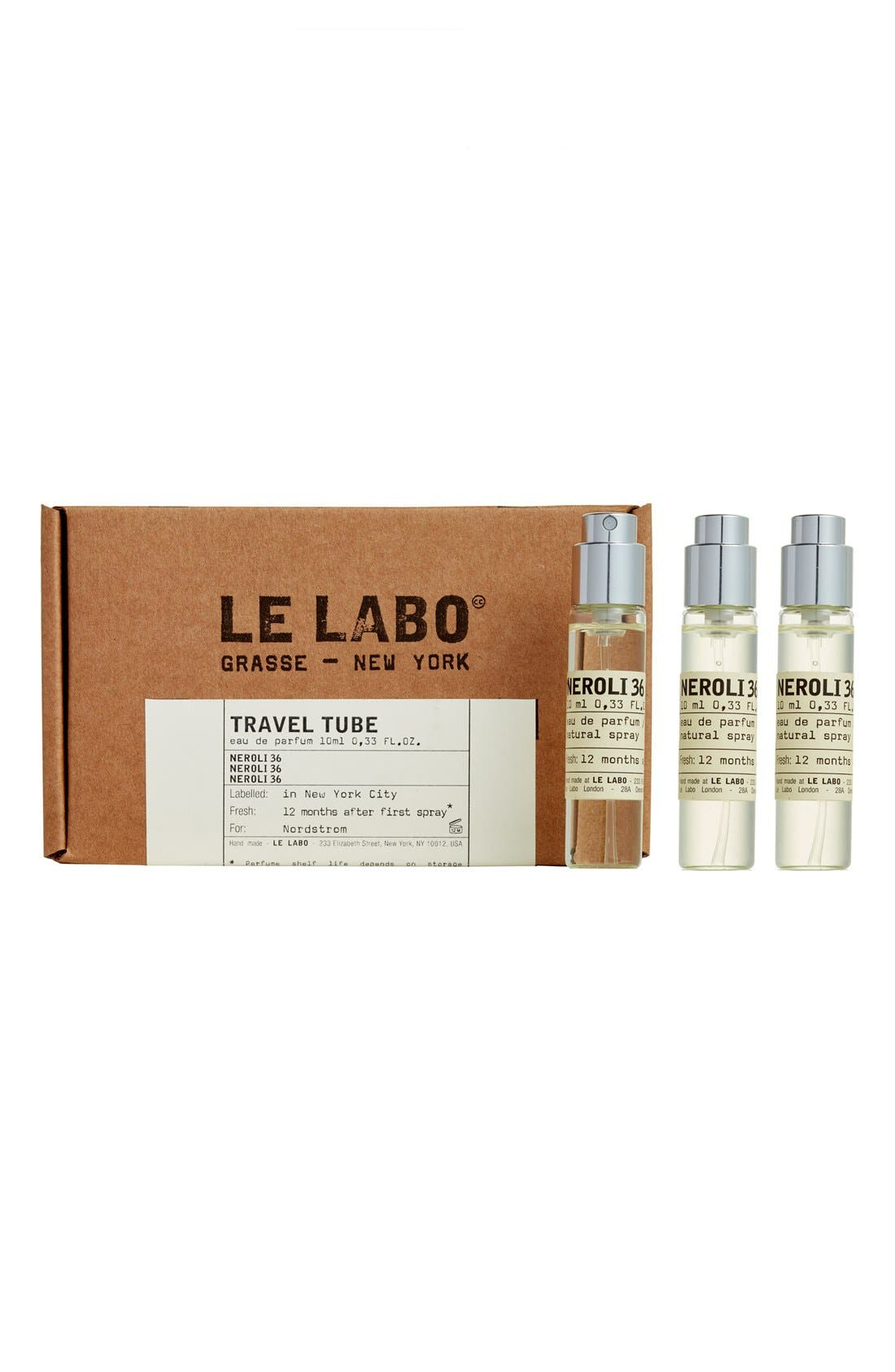 'Neroli 36' Travel Tube Refills,                             Alternate thumbnail 3, color,                             000