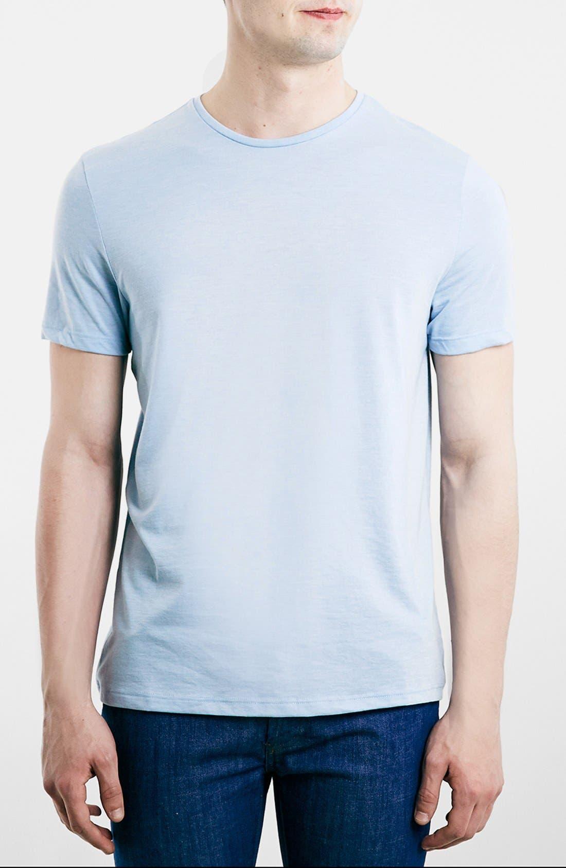 Slim Fit Crewneck T-Shirt,                             Main thumbnail 66, color,