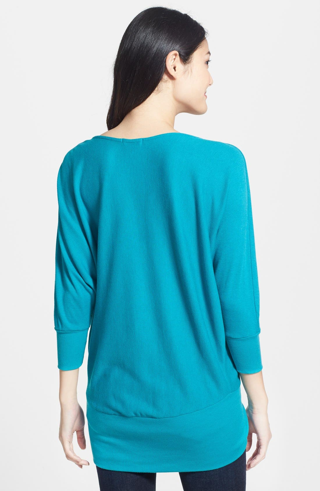 'Aidan' Drape Neck Thermal Top,                             Alternate thumbnail 20, color,
