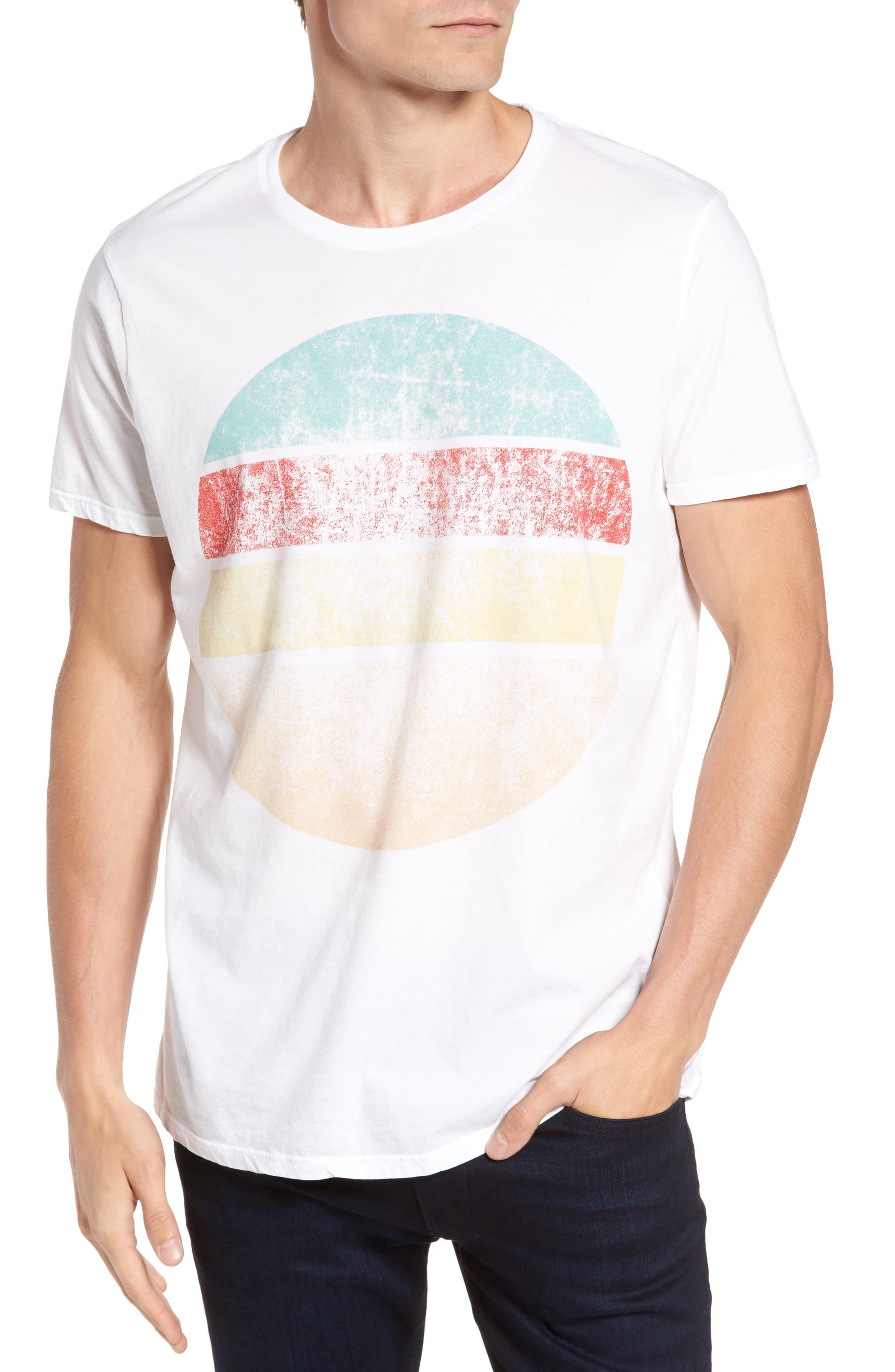 Western Sun T-Shirt,                             Main thumbnail 1, color,                             100
