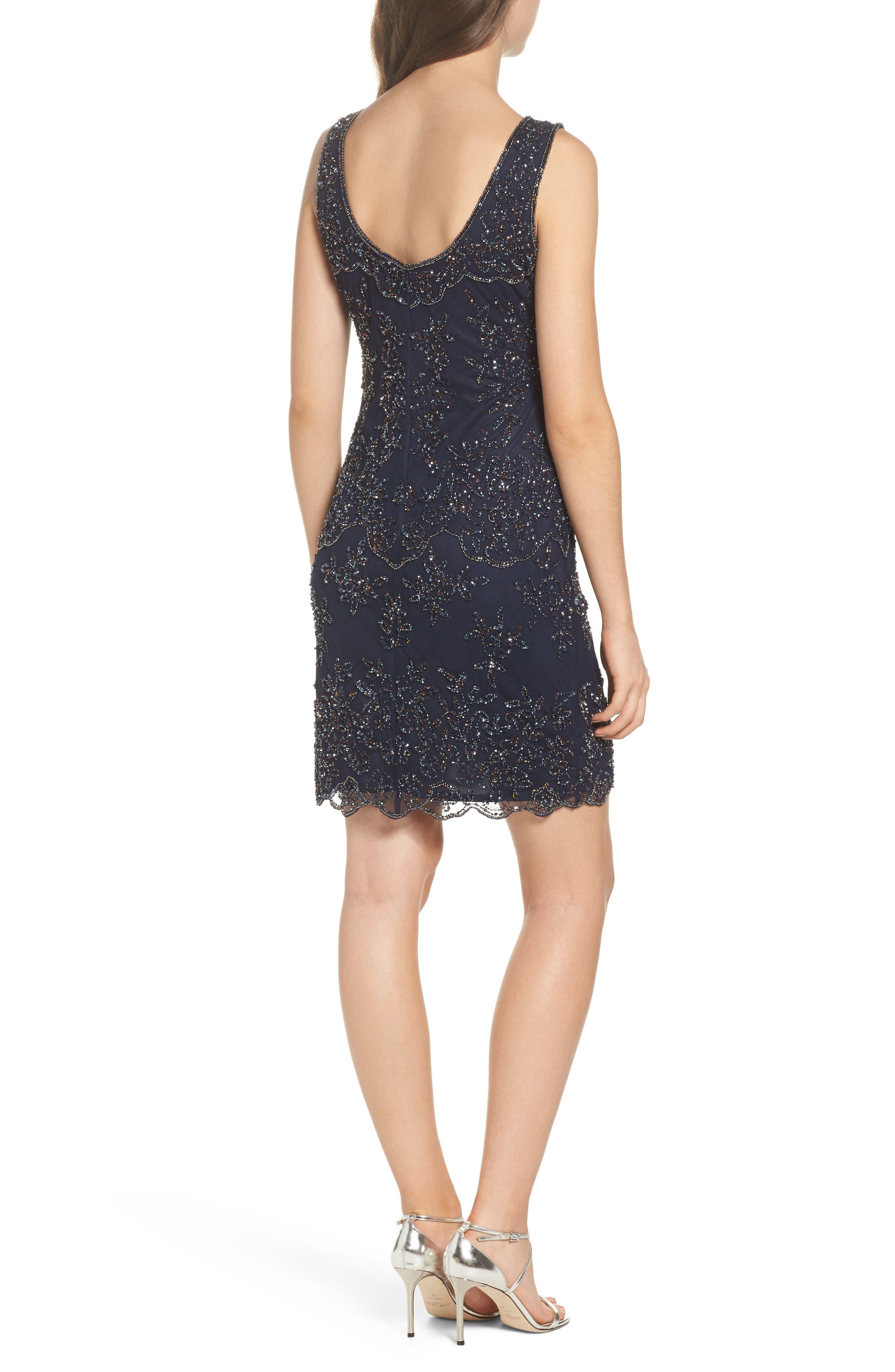 Embellished Dress,                             Alternate thumbnail 2, color,                             410
