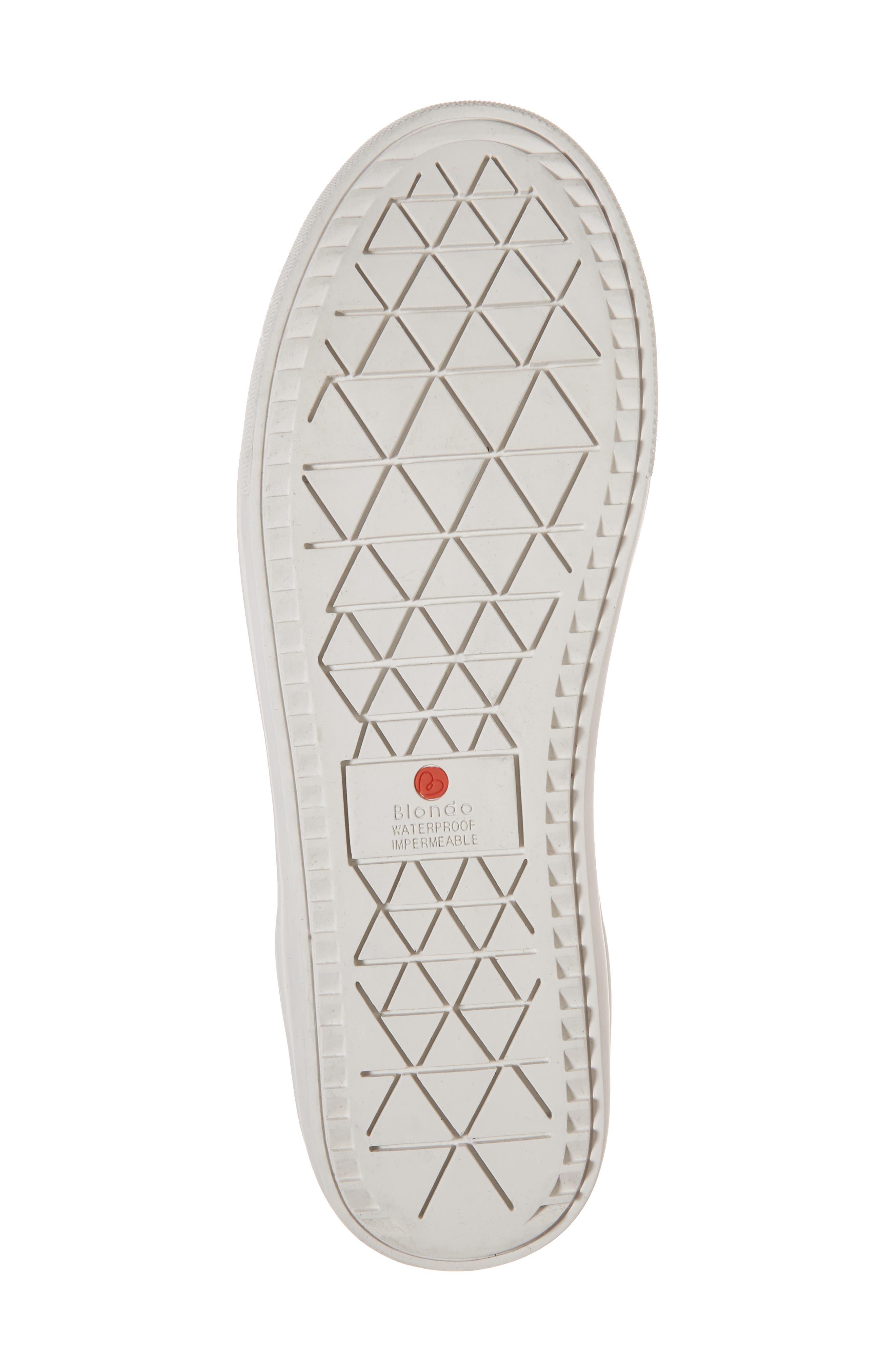 Jax Waterproof High Top Sneaker,                             Alternate thumbnail 18, color,