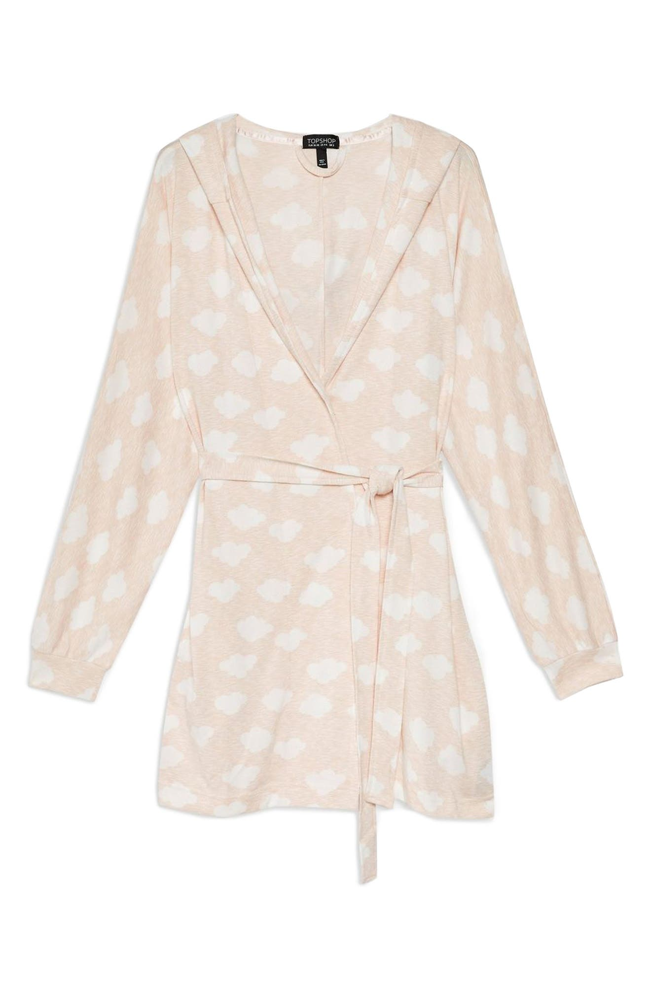 Supersoft Cloud Robe,                             Alternate thumbnail 3, color,                             650