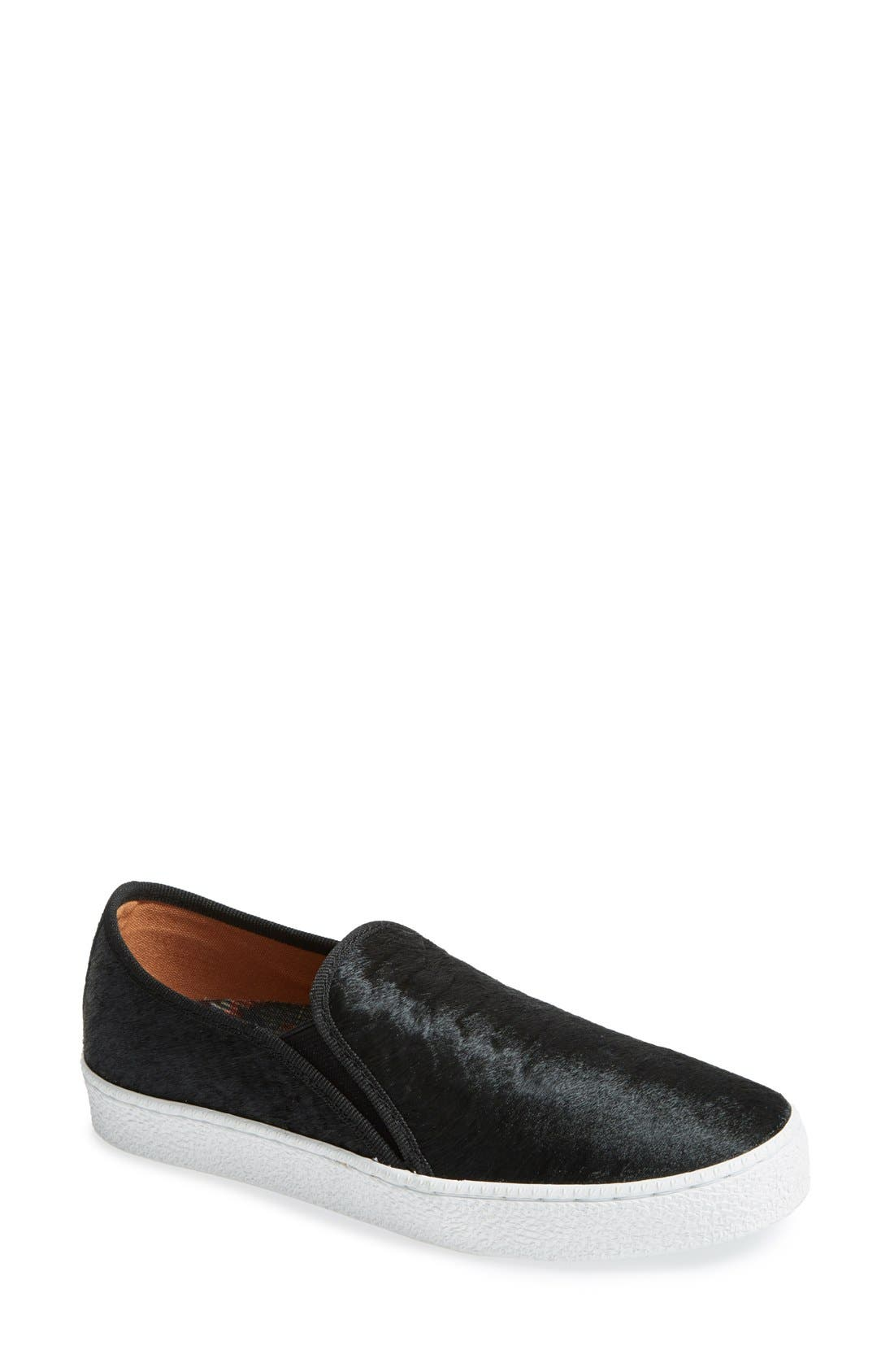 'Duffy' Slip-On Sneaker,                         Main,                         color, 001