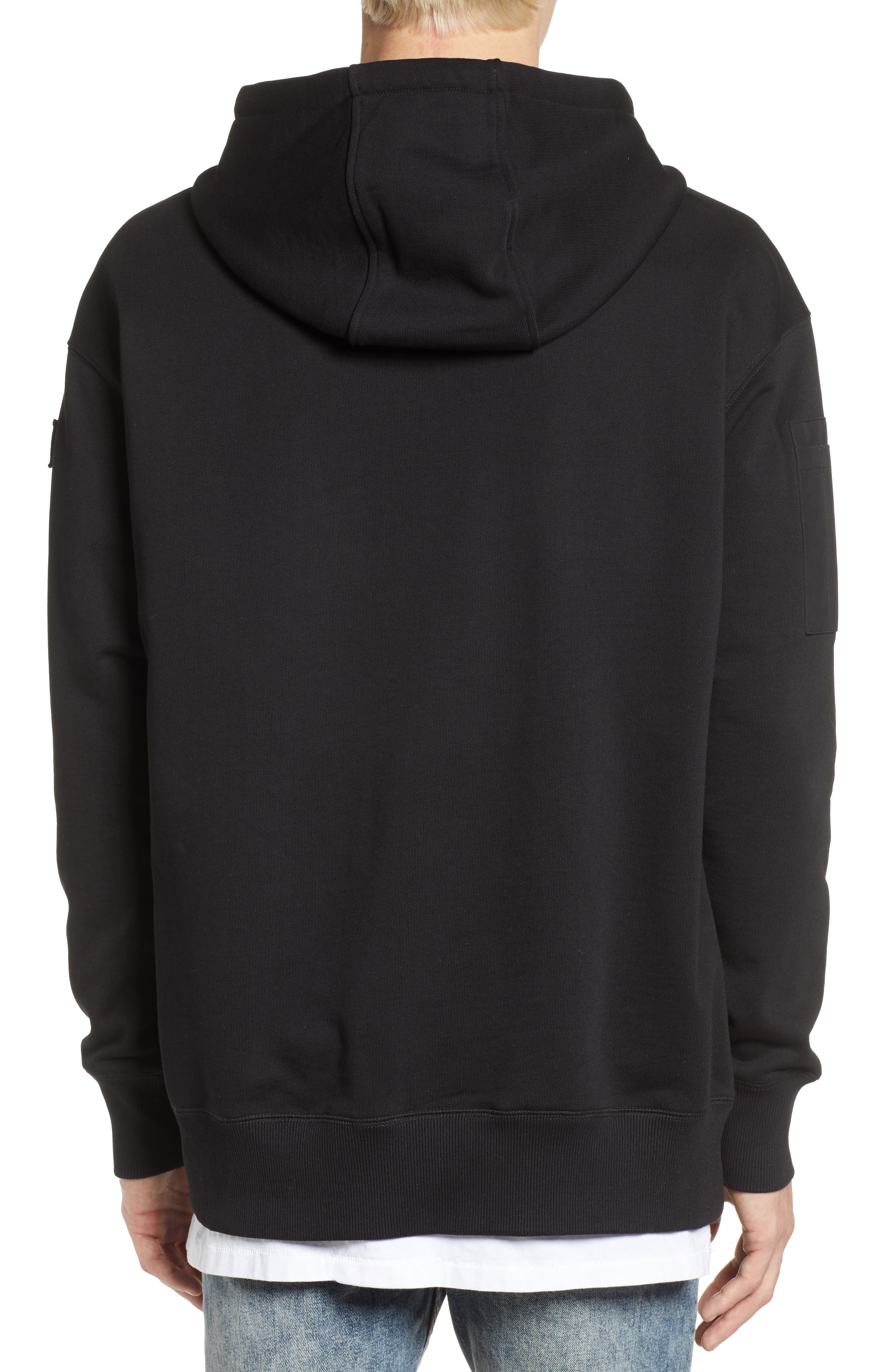 Northern Light Hoodie,                             Alternate thumbnail 2, color,                             001