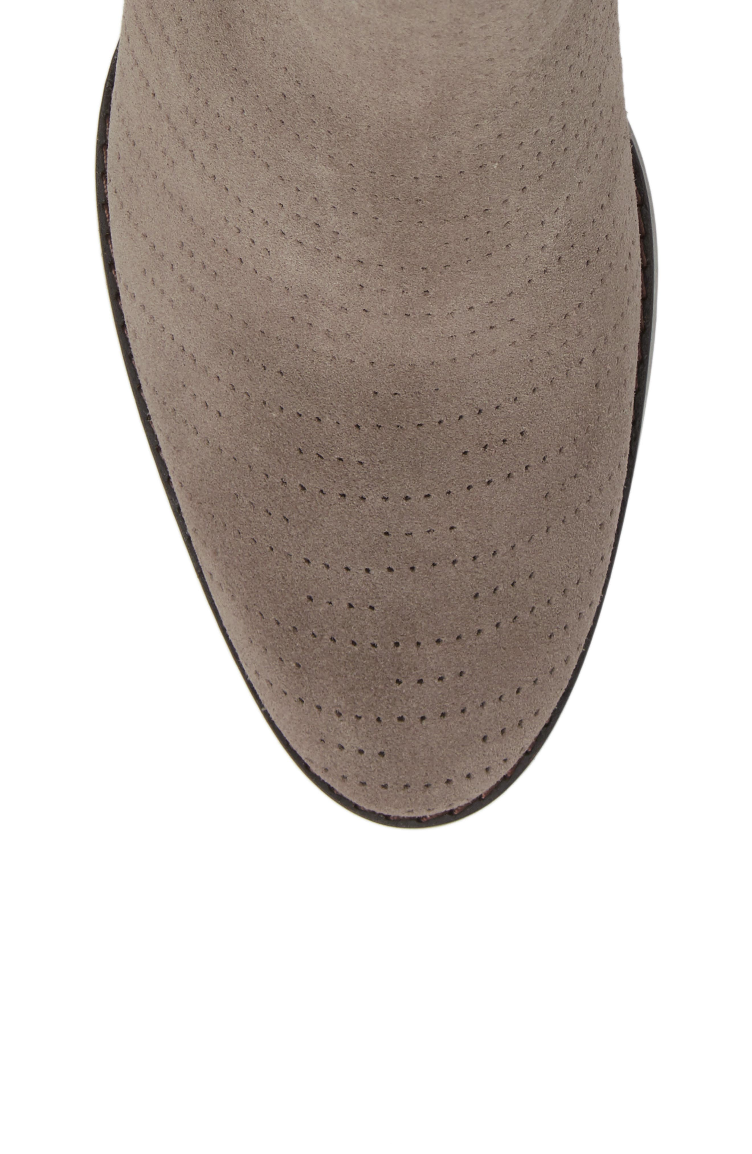 Rosalie Perforated Bootie,                             Alternate thumbnail 5, color,                             036