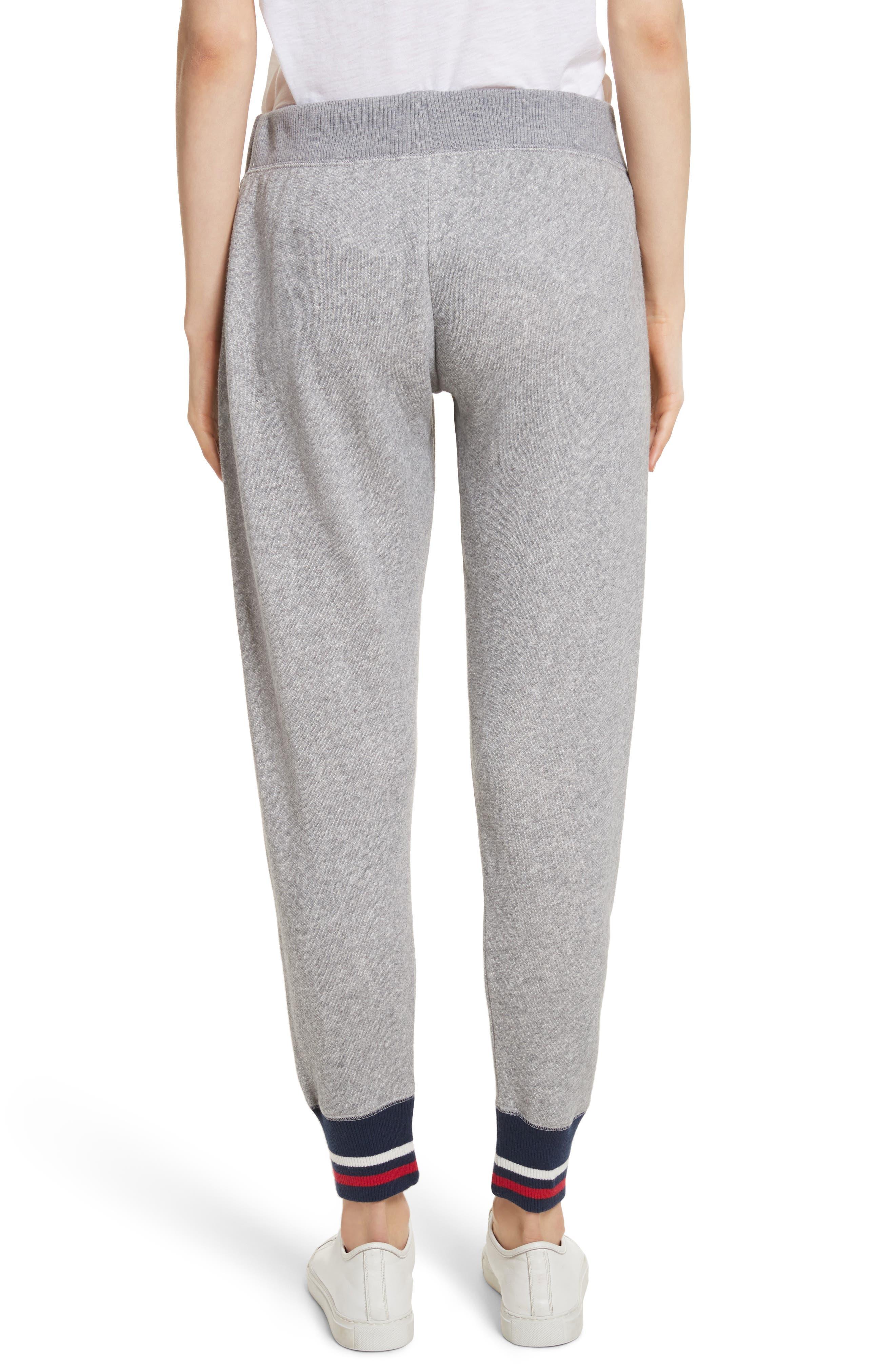 Denicah Cotton Sweatpants,                             Alternate thumbnail 2, color,